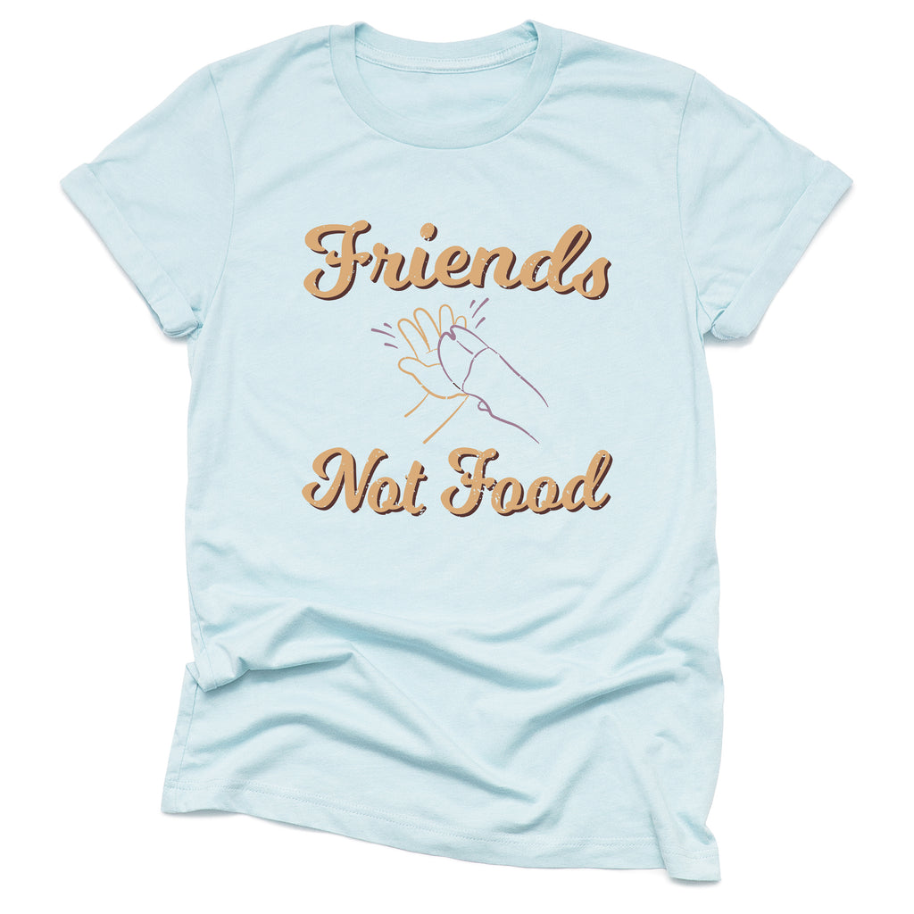 FRIENDS NOT FOOD // Unisex Tee