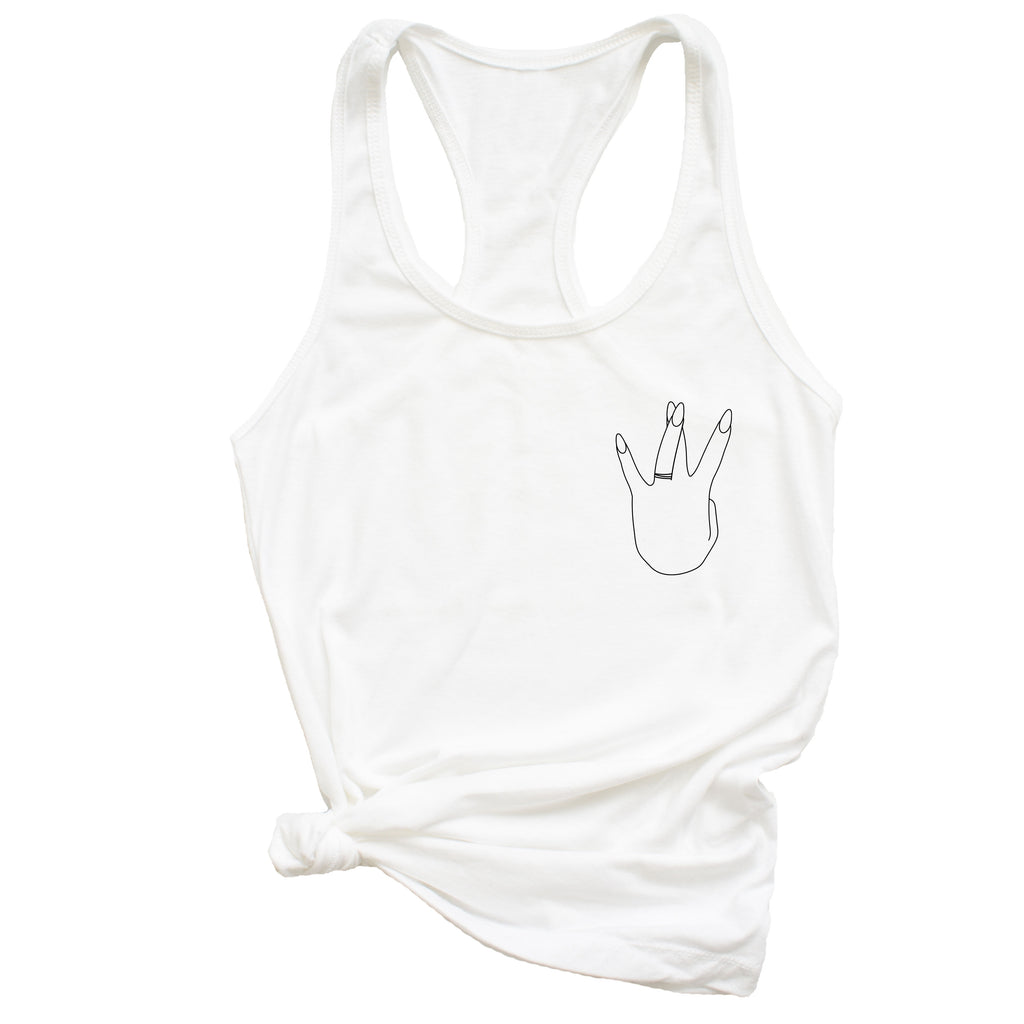 WESTSIDE // Women's Tank