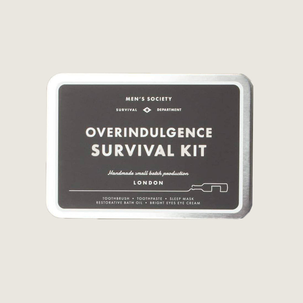 Overindulgence Survival Kit - Blackbird General Store