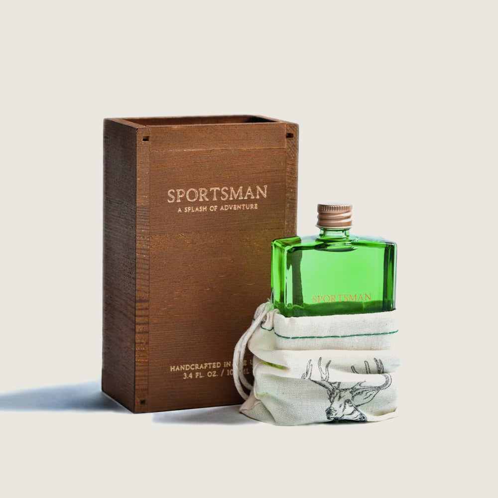 Sportsman Cologne - Blackbird General Store