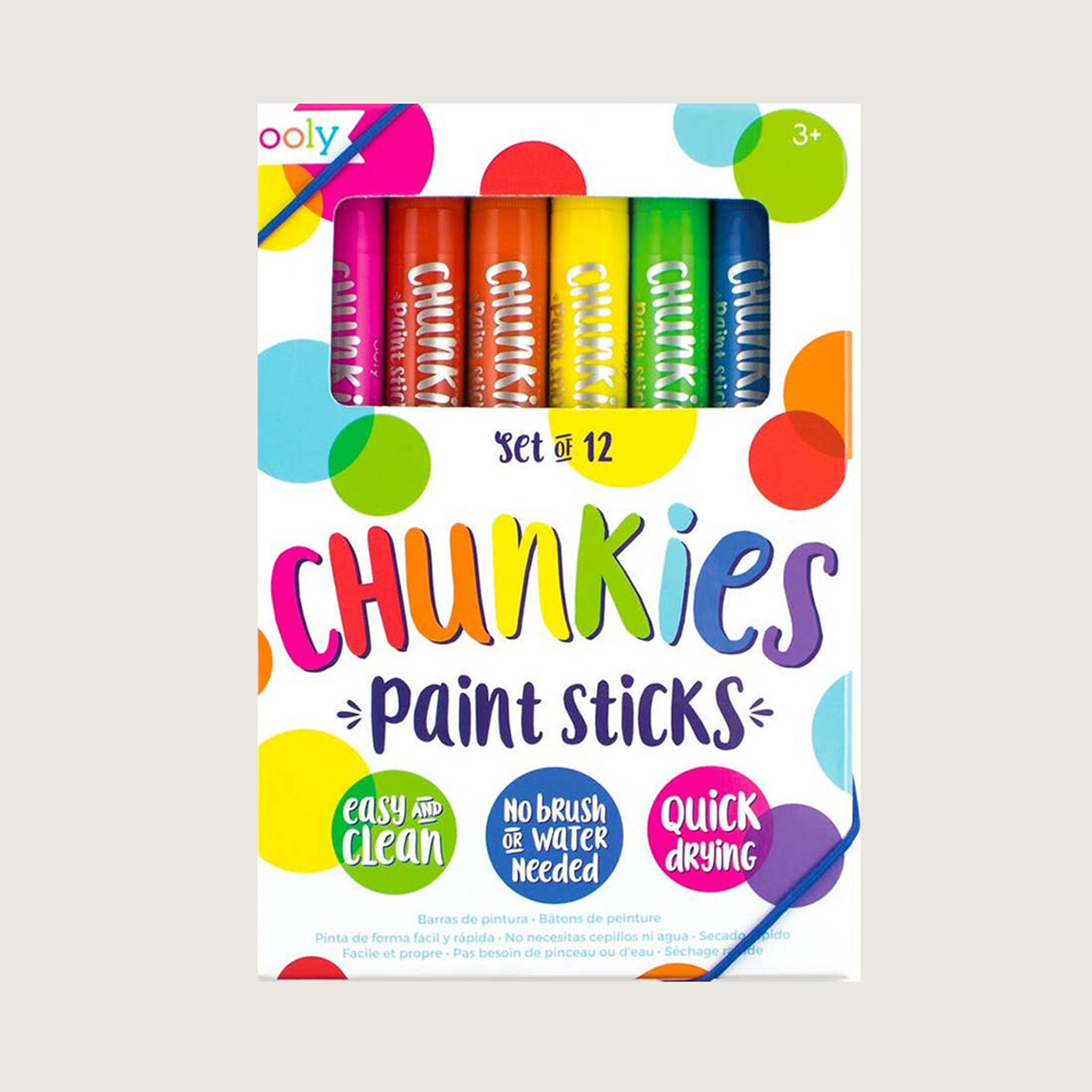 Chunkies Paint Sticks - Blackbird General Store