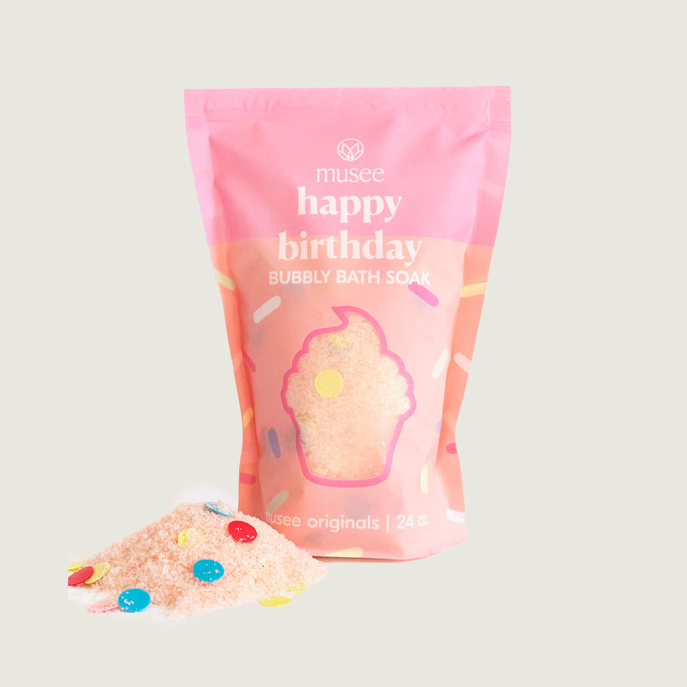 Happy Birthday Bubbly Bath Soak - Blackbird General Store