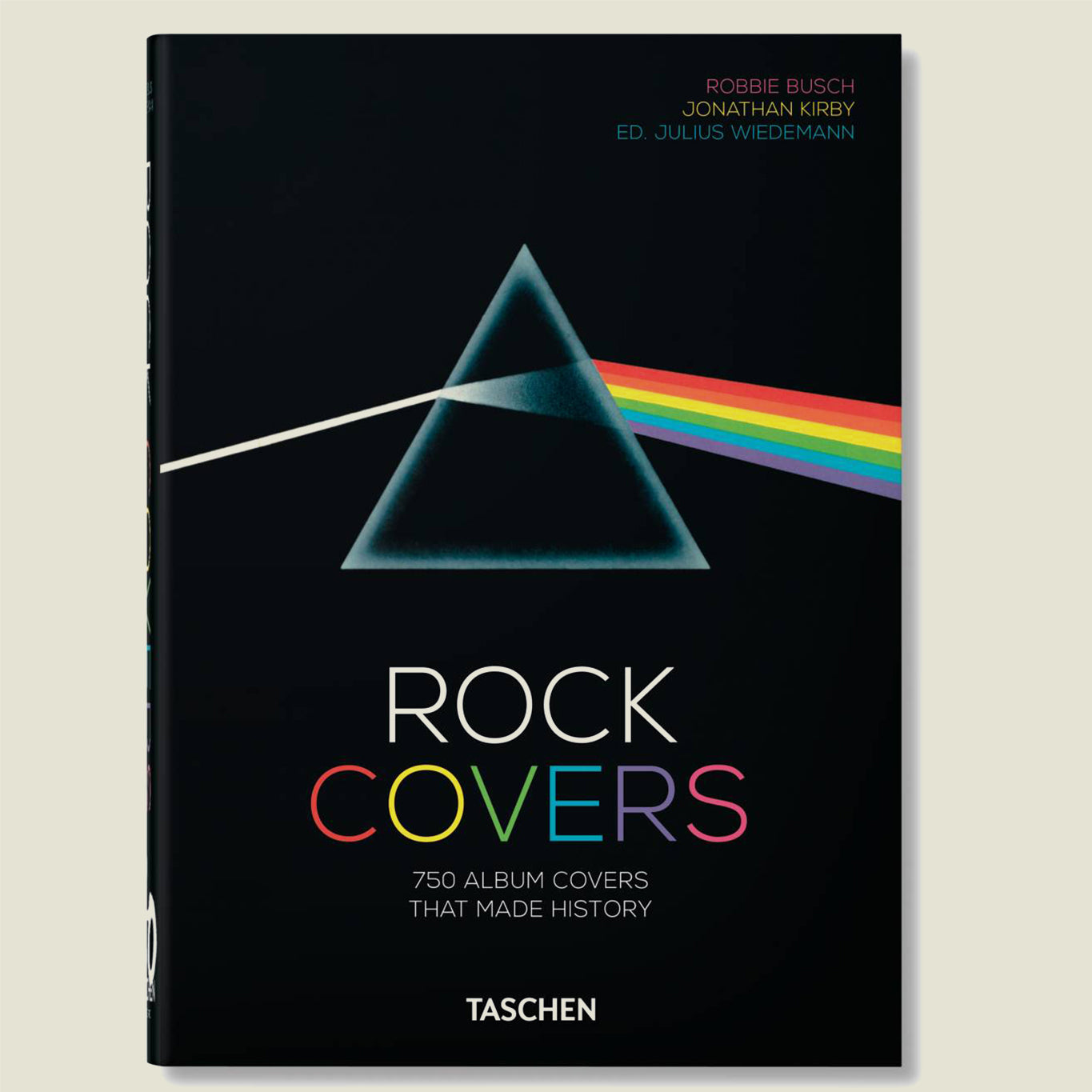 Rock Covers (40th Anniversary Edition) - Blackbird General Store