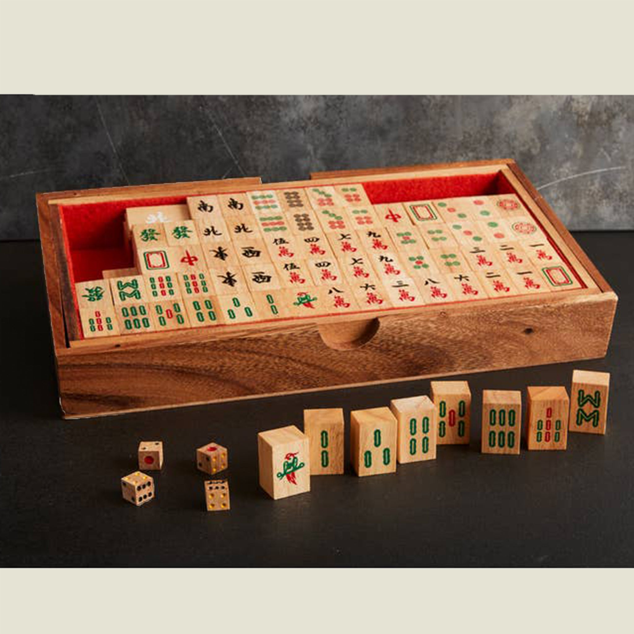 Mahjong Game Set - Blackbird General Store