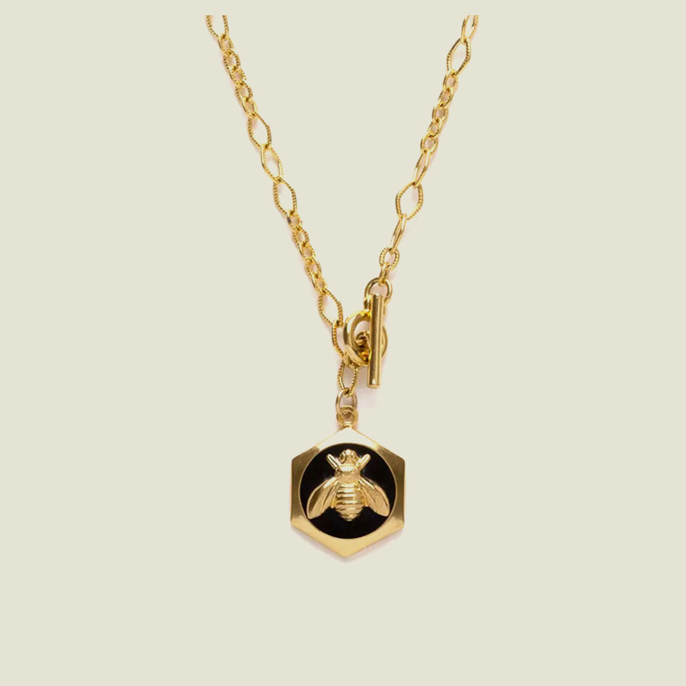 Queen Bee Necklace - Blackbird General Store