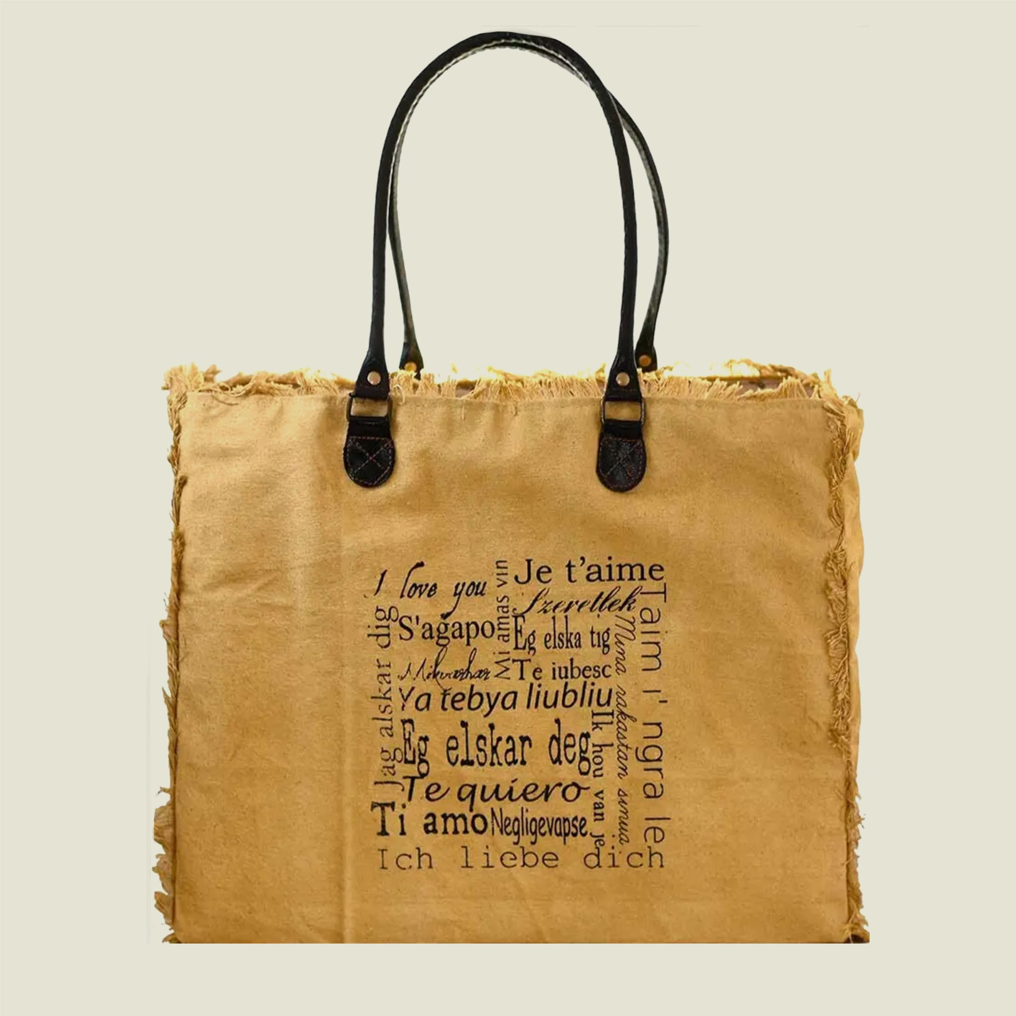 I Love You Bag - Blackbird General Store