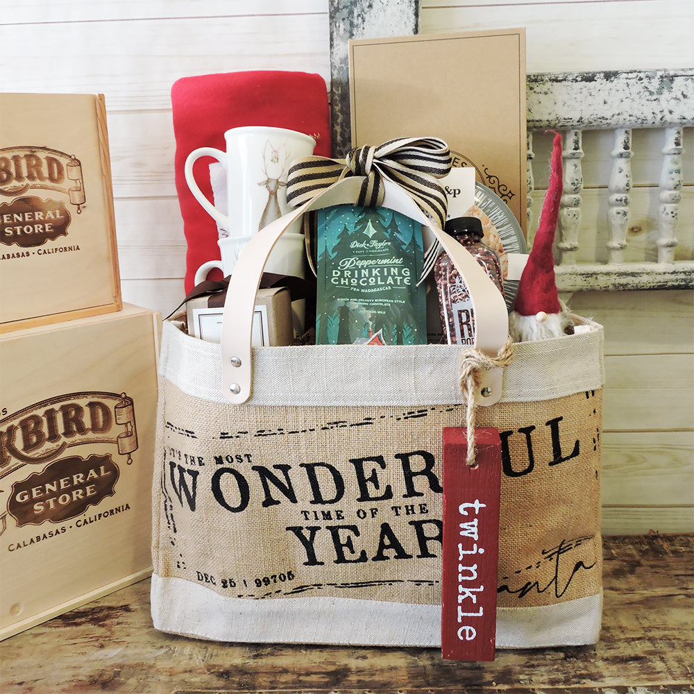 """A Wonderful Christmas"" Gift Bag"