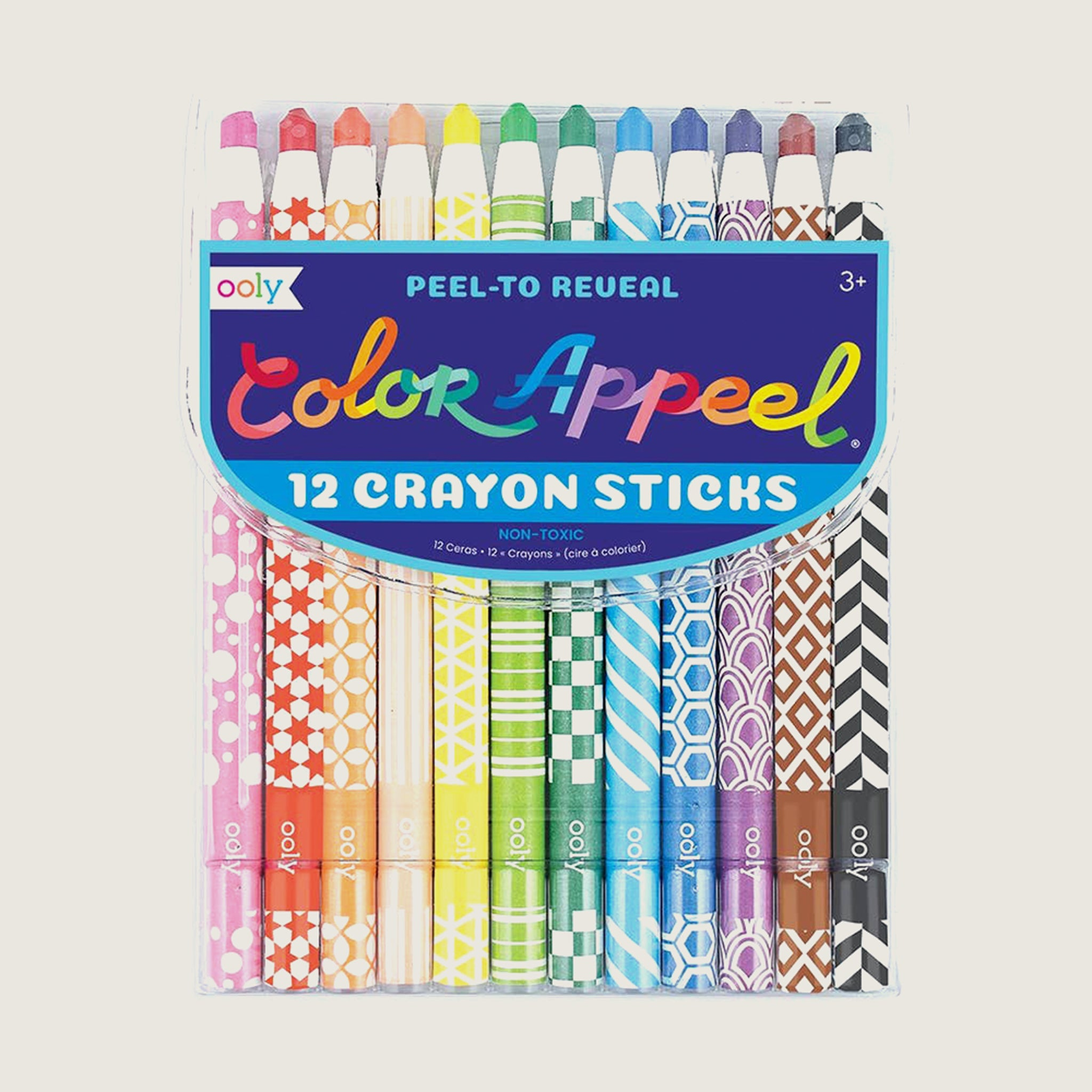 Color Apeel Crayon Sticks - Blackbird General Store