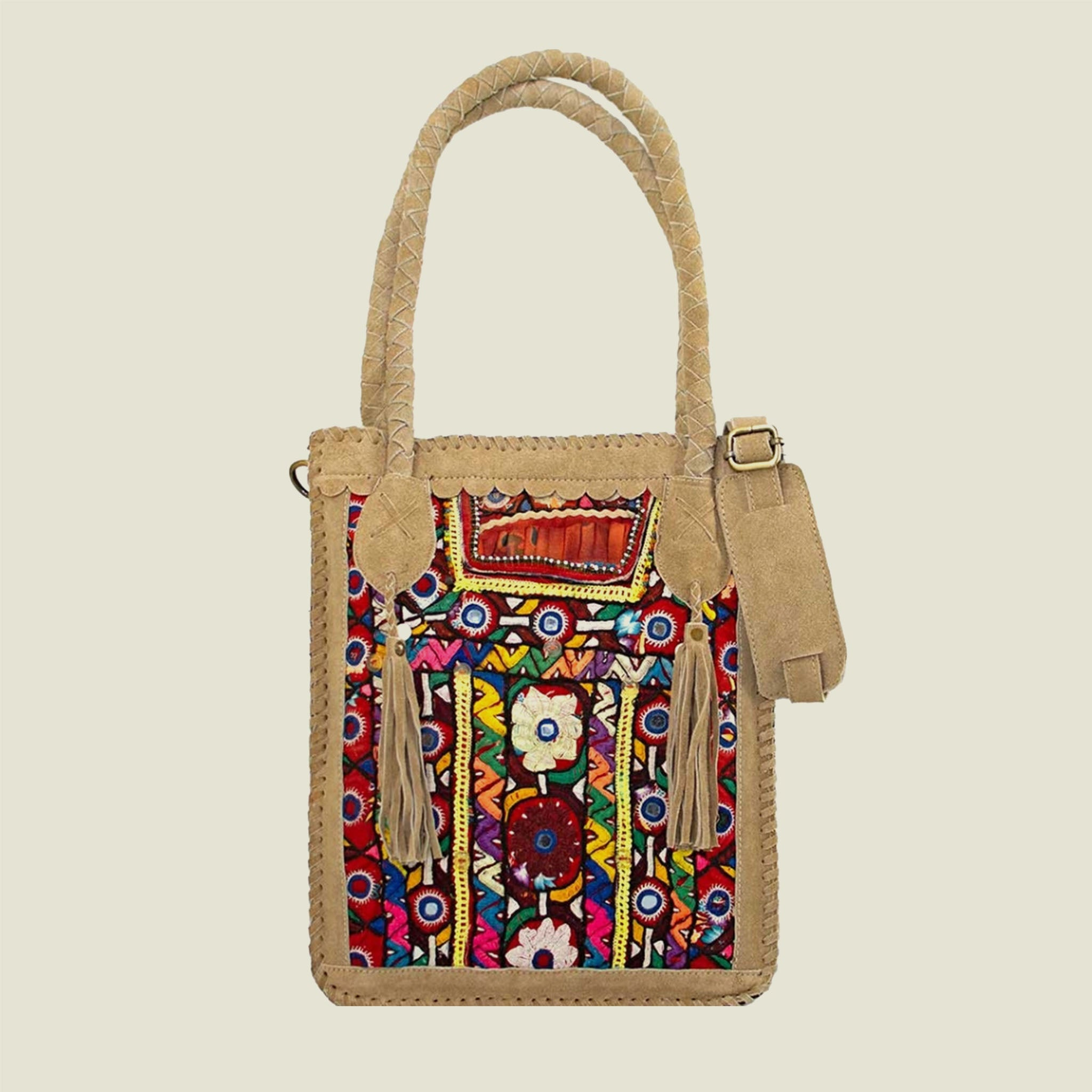 Vintage Tribal Bag 2 - Blackbird General Store
