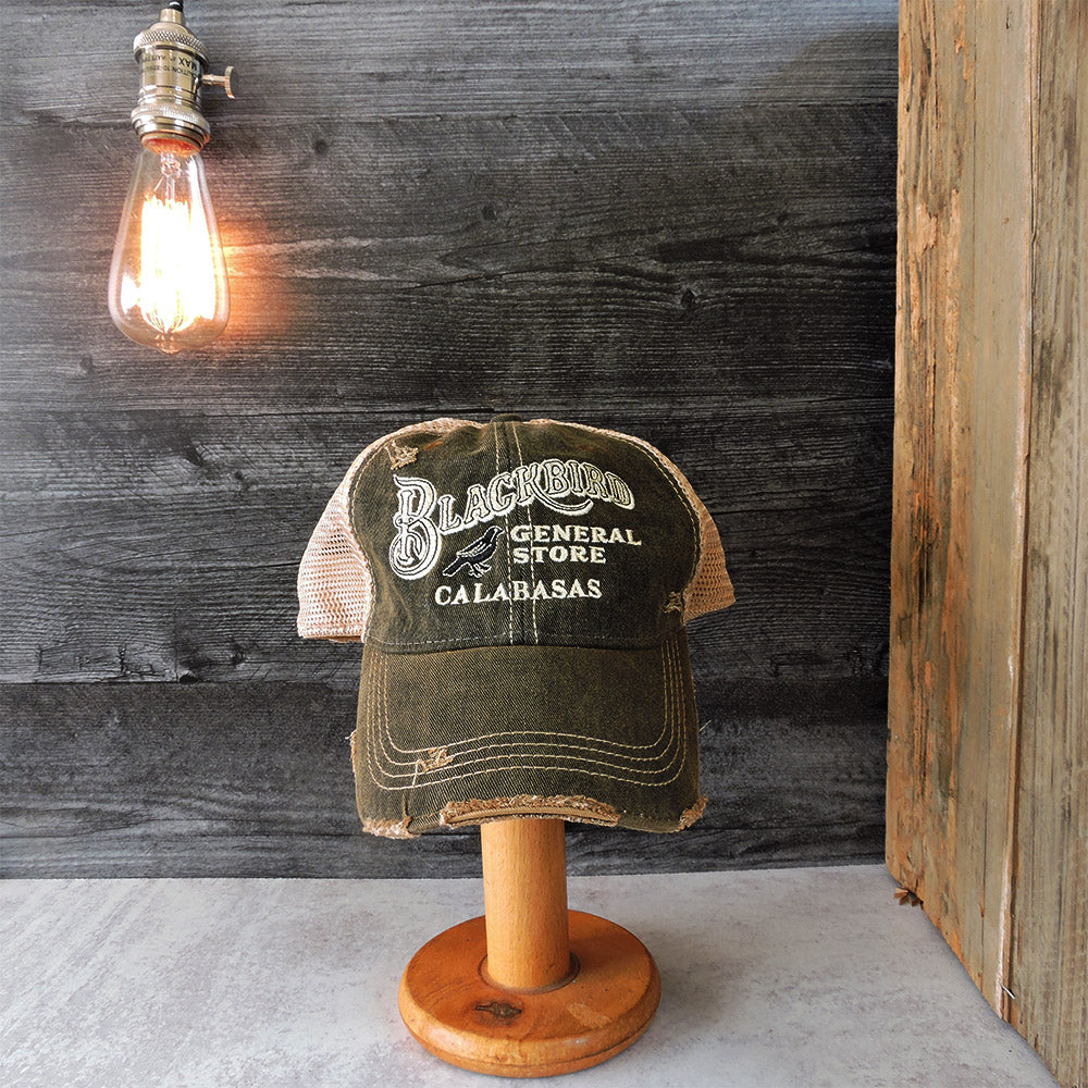 Blackbird Trucker Hat - Blackbird General Store