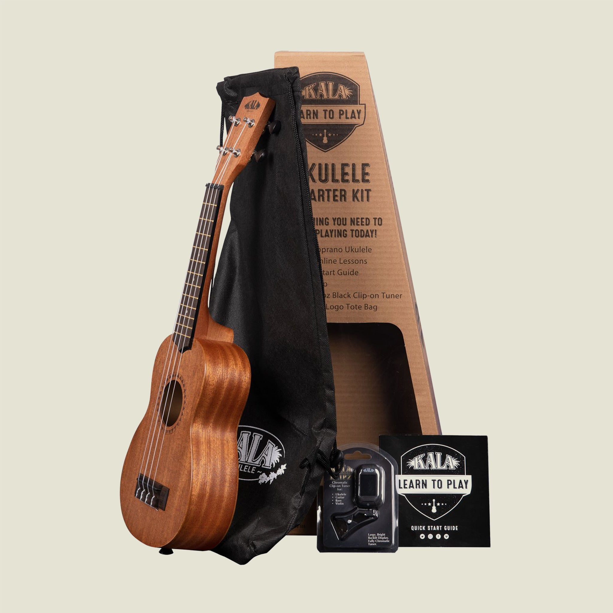 Ukulele Learn to Play Kit