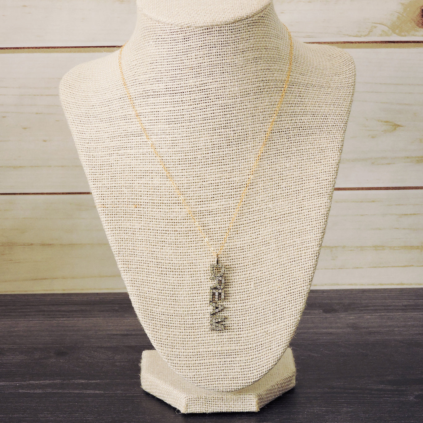 Dream Diamond Necklace - Blackbird General Store