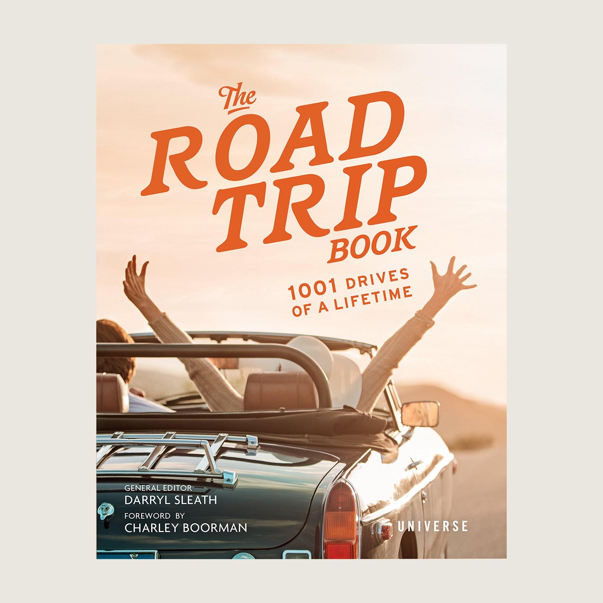 The Road Trip Book - Blackbird General Store
