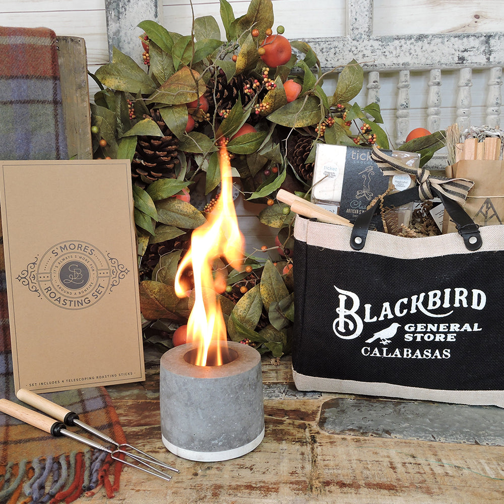 """S'mores by the Fire"" Bag - Blackbird General Store"