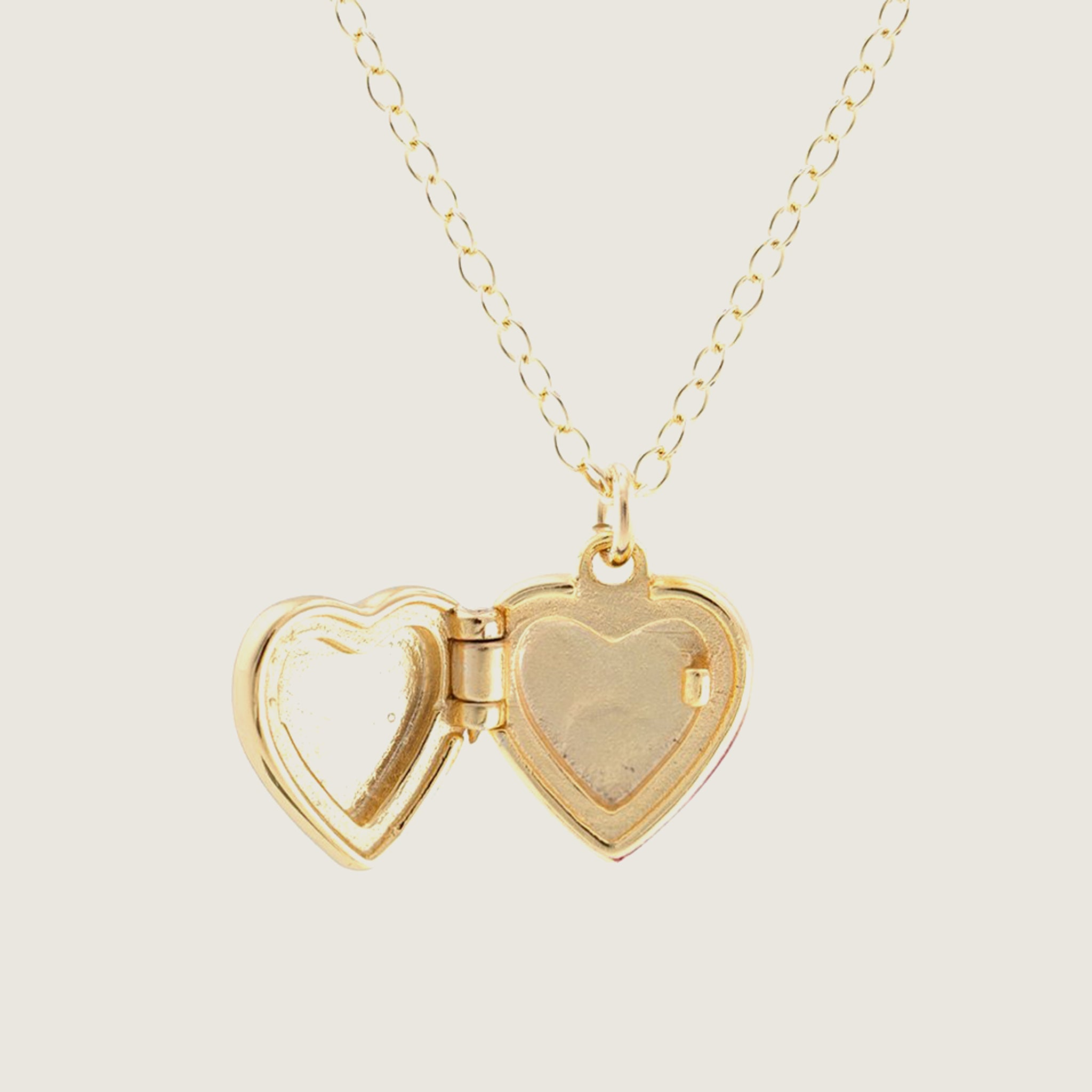 Heart Locket - Blackbird General Store