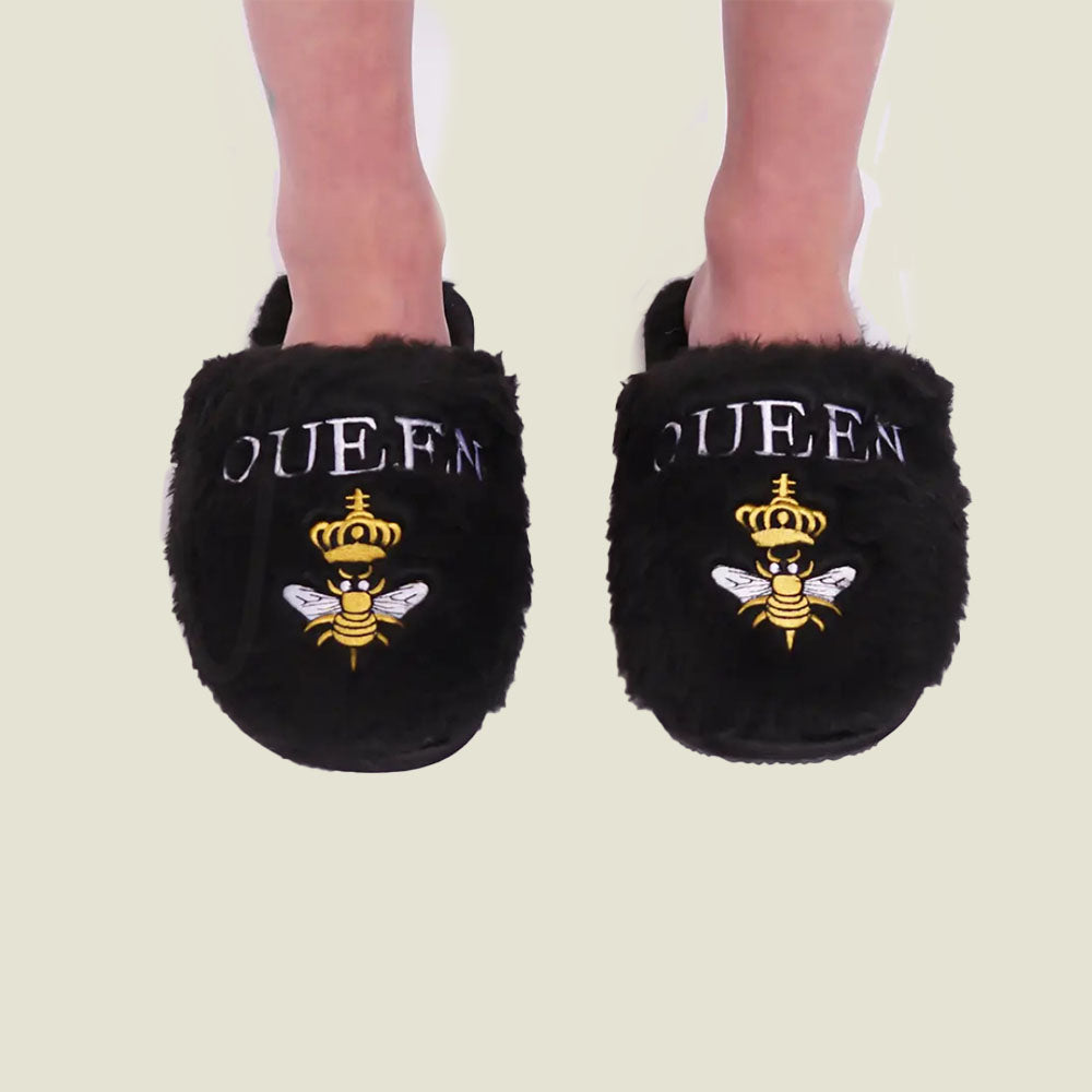 Queen Bee Slippers - Blackbird General Store