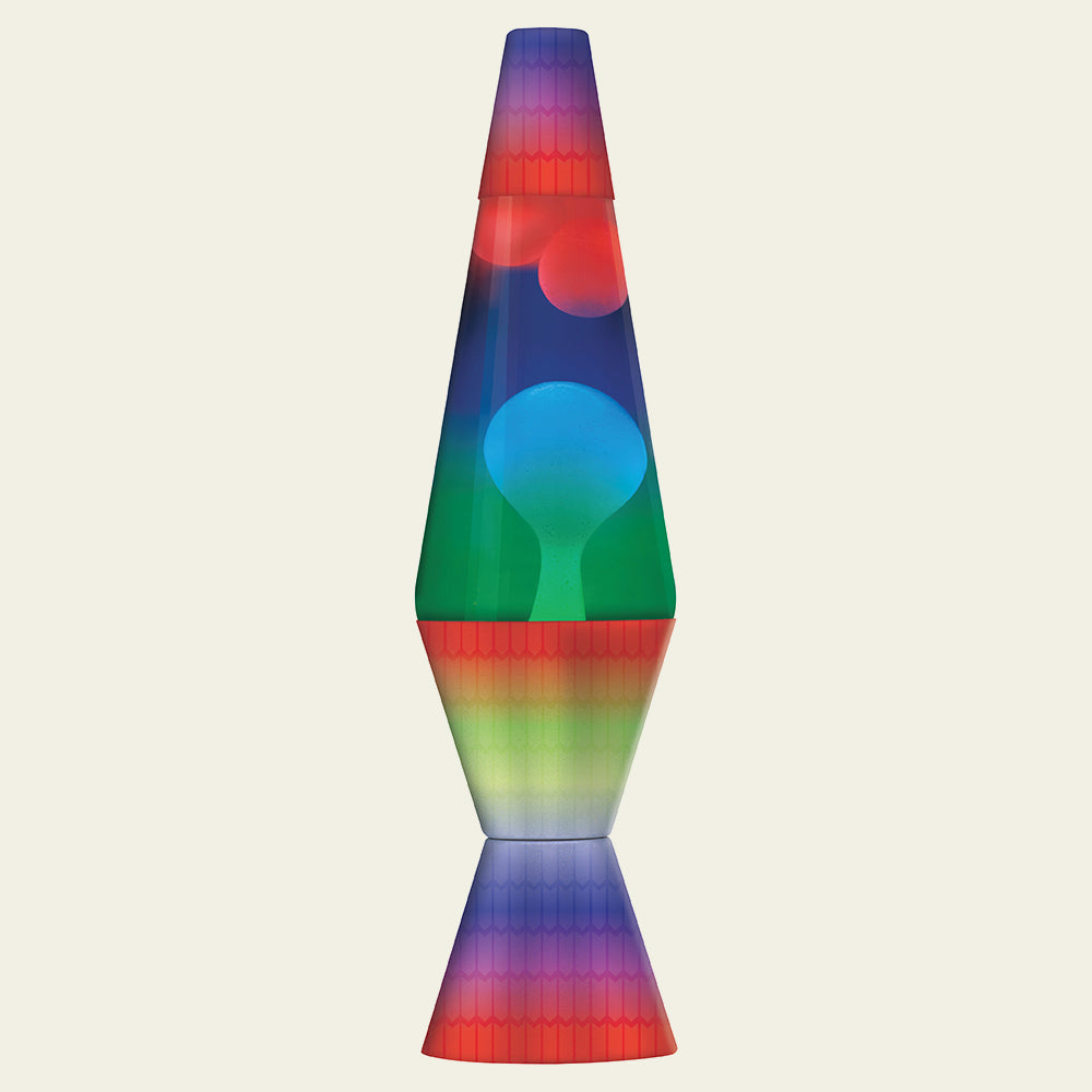 Rainbow Lava Lamp - Blackbird General Store