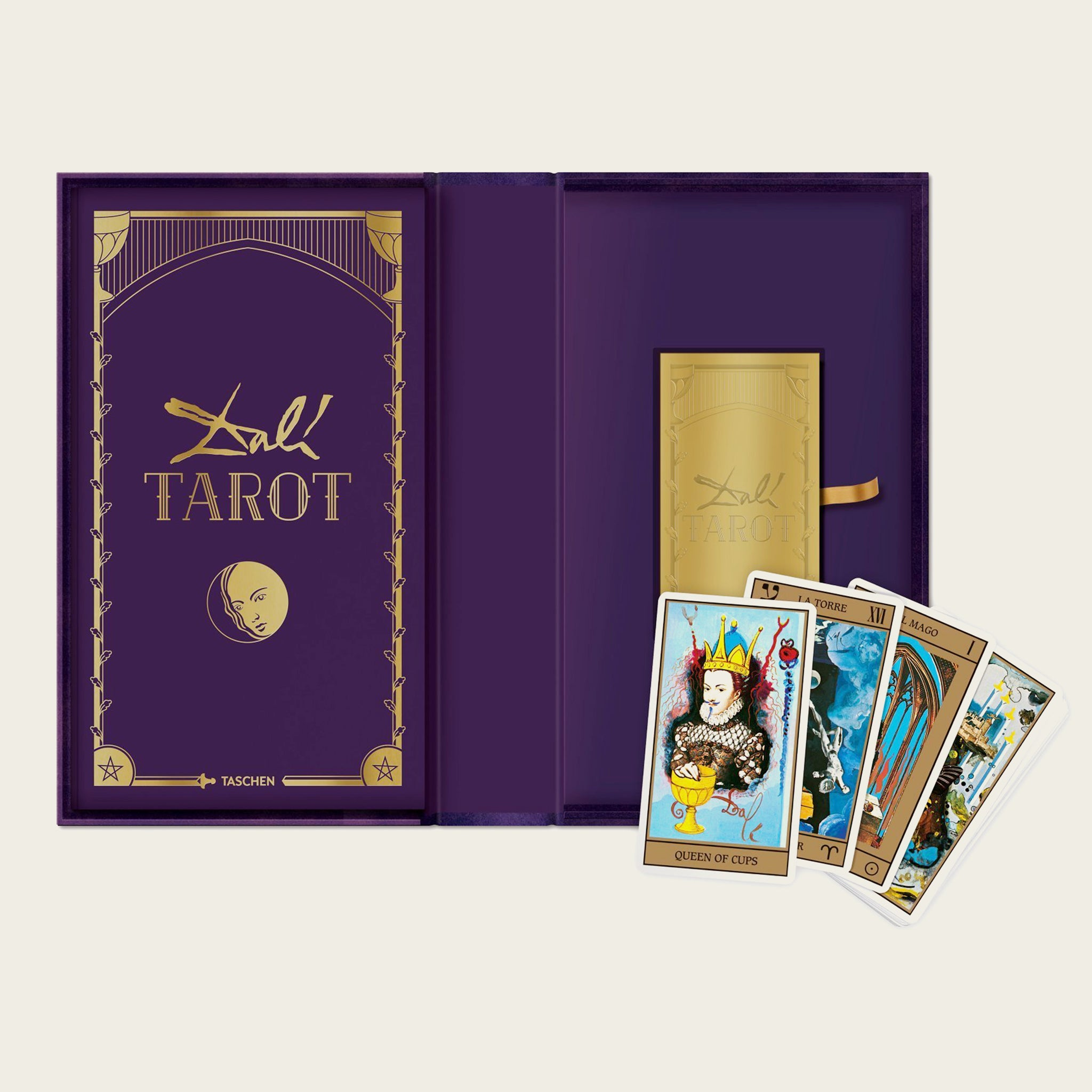 Dali, Tarot Gift Set - Blackbird General Store