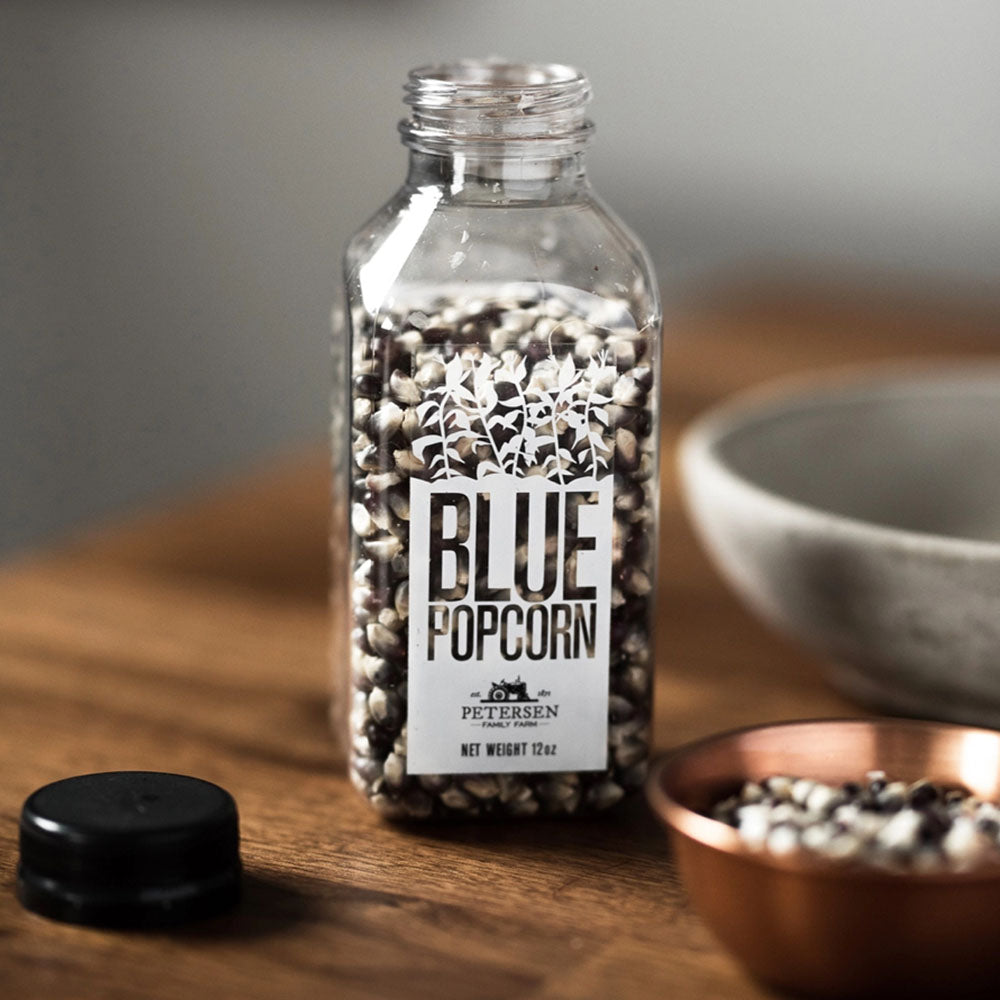 Bottled Popcorn Blue - Blackbird General Store