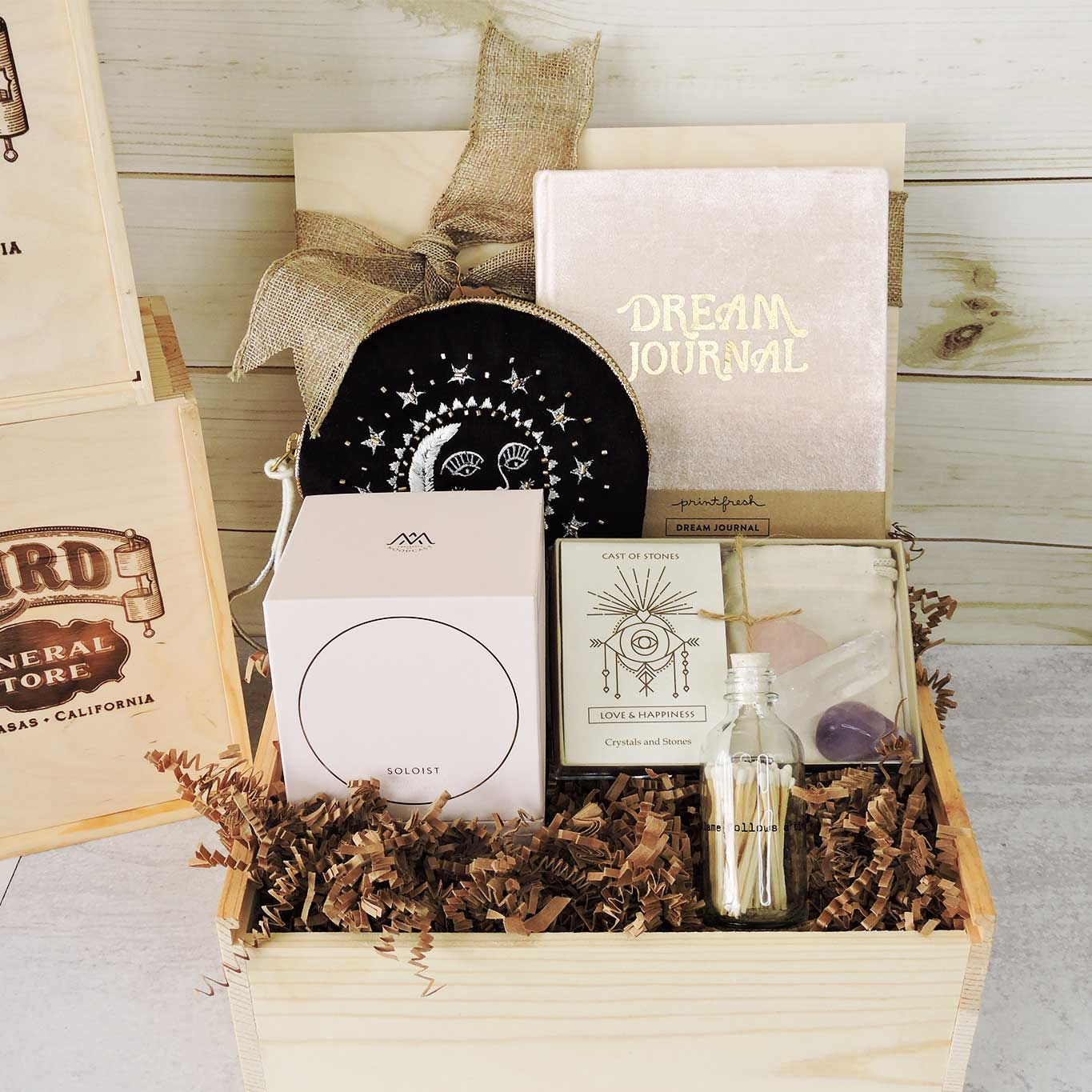 """Dream On"" Gift Box - Blackbird General Store"