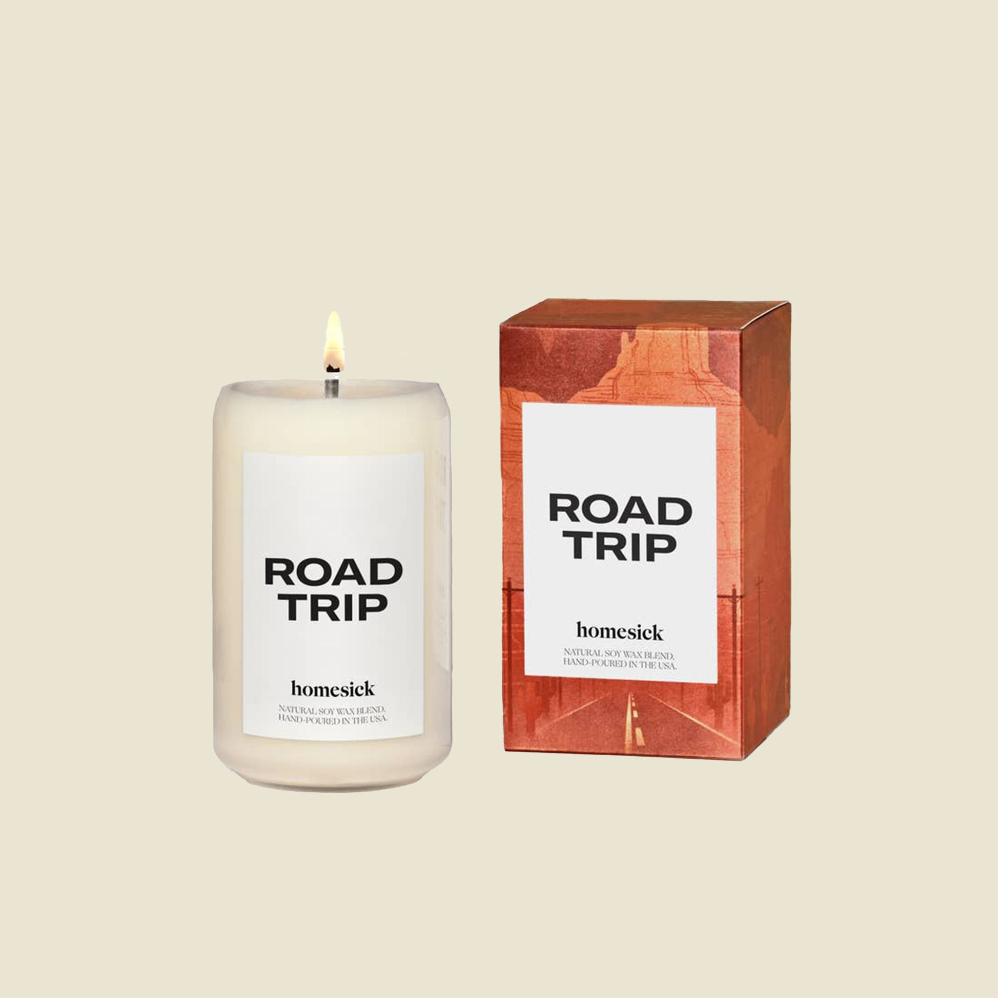 Road Trip Candle - Blackbird General Store