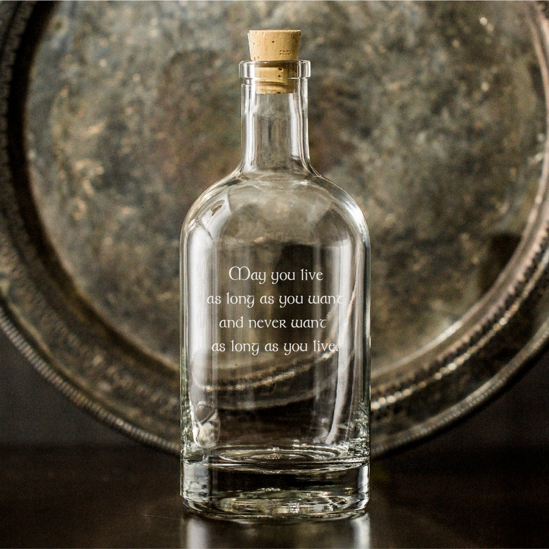 Live Long Intentions Bottle - Blackbird General Store