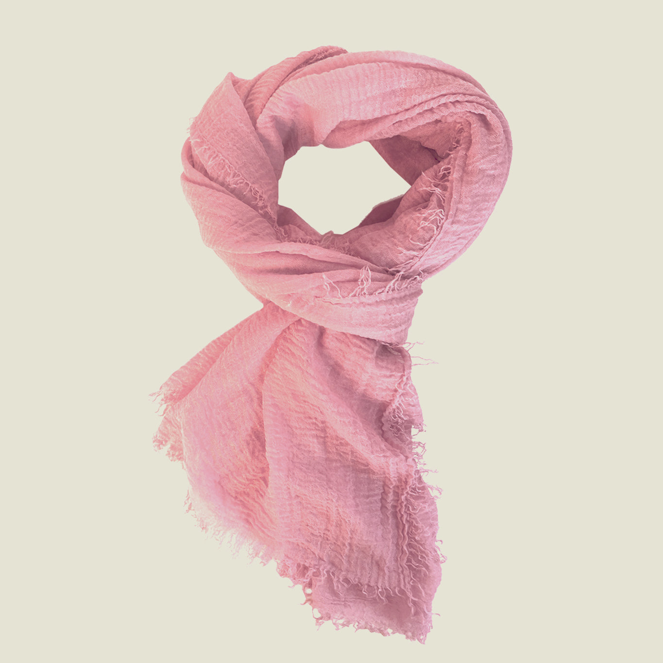 Boho Scarf - Light Pink - Blackbird General Store