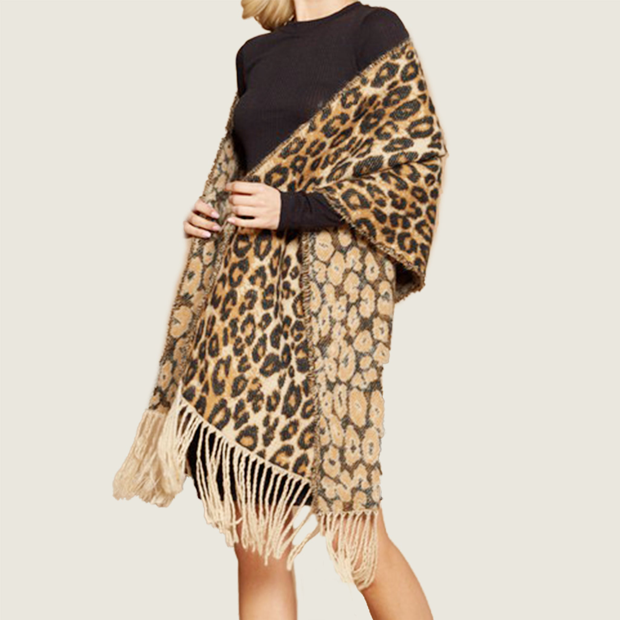 Animal Print Wrap - Blackbird General Store