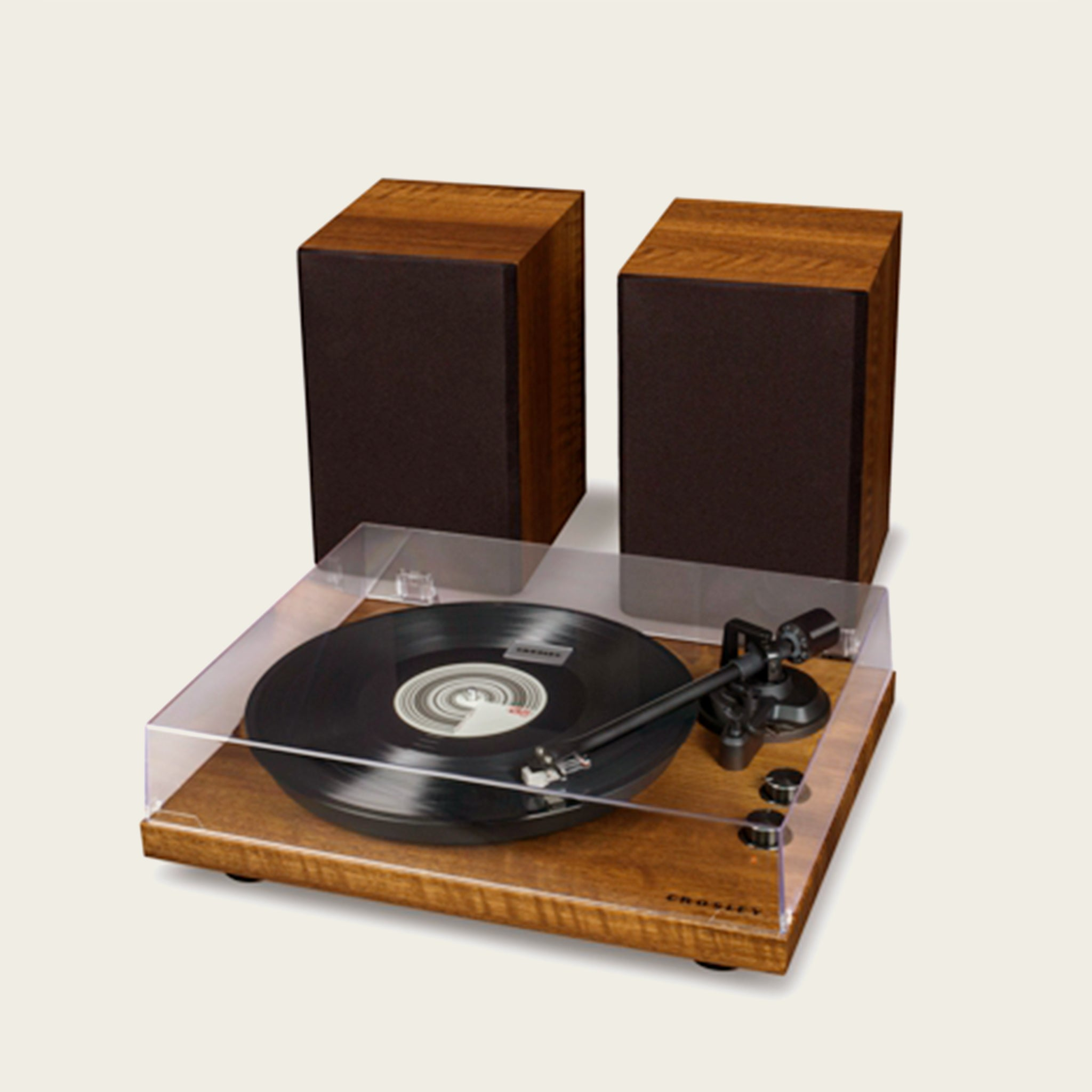 C62 Turntable System - Walnut - Blackbird General Store