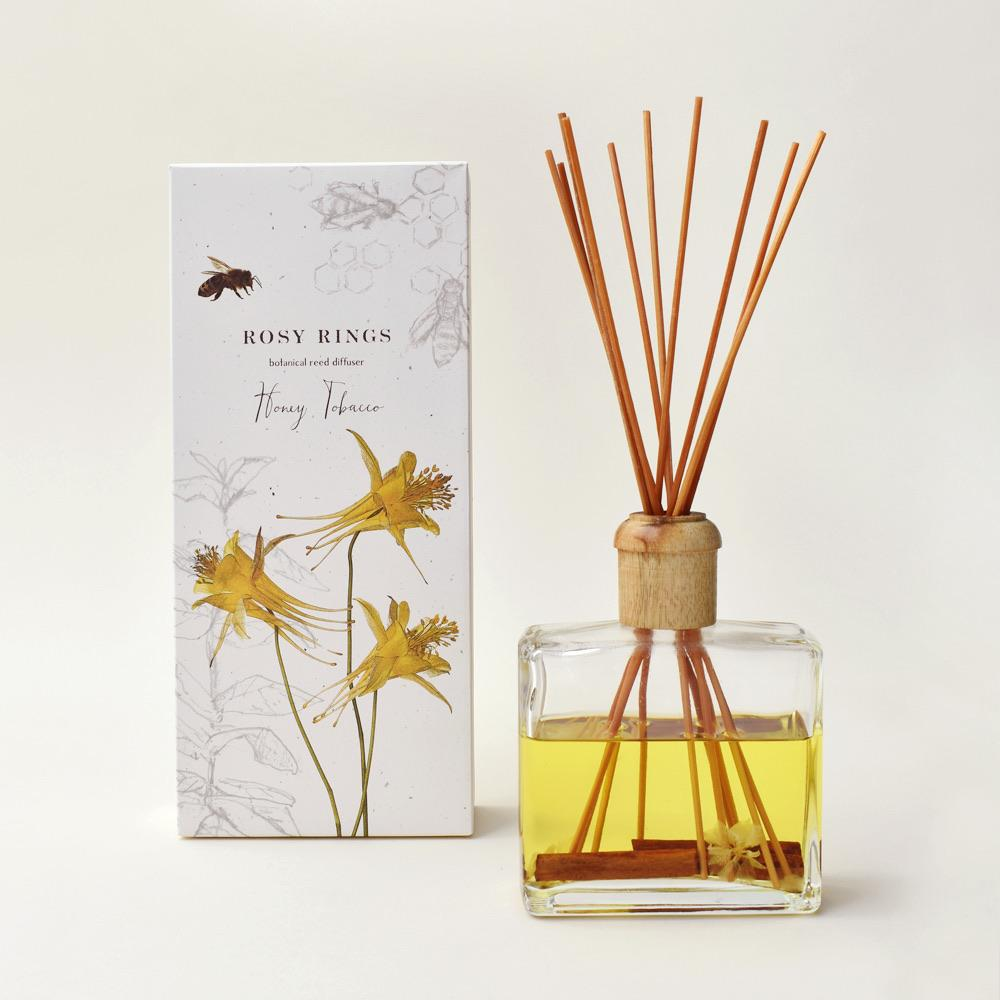 Botanical Reed Diffuser - Blackbird General Store