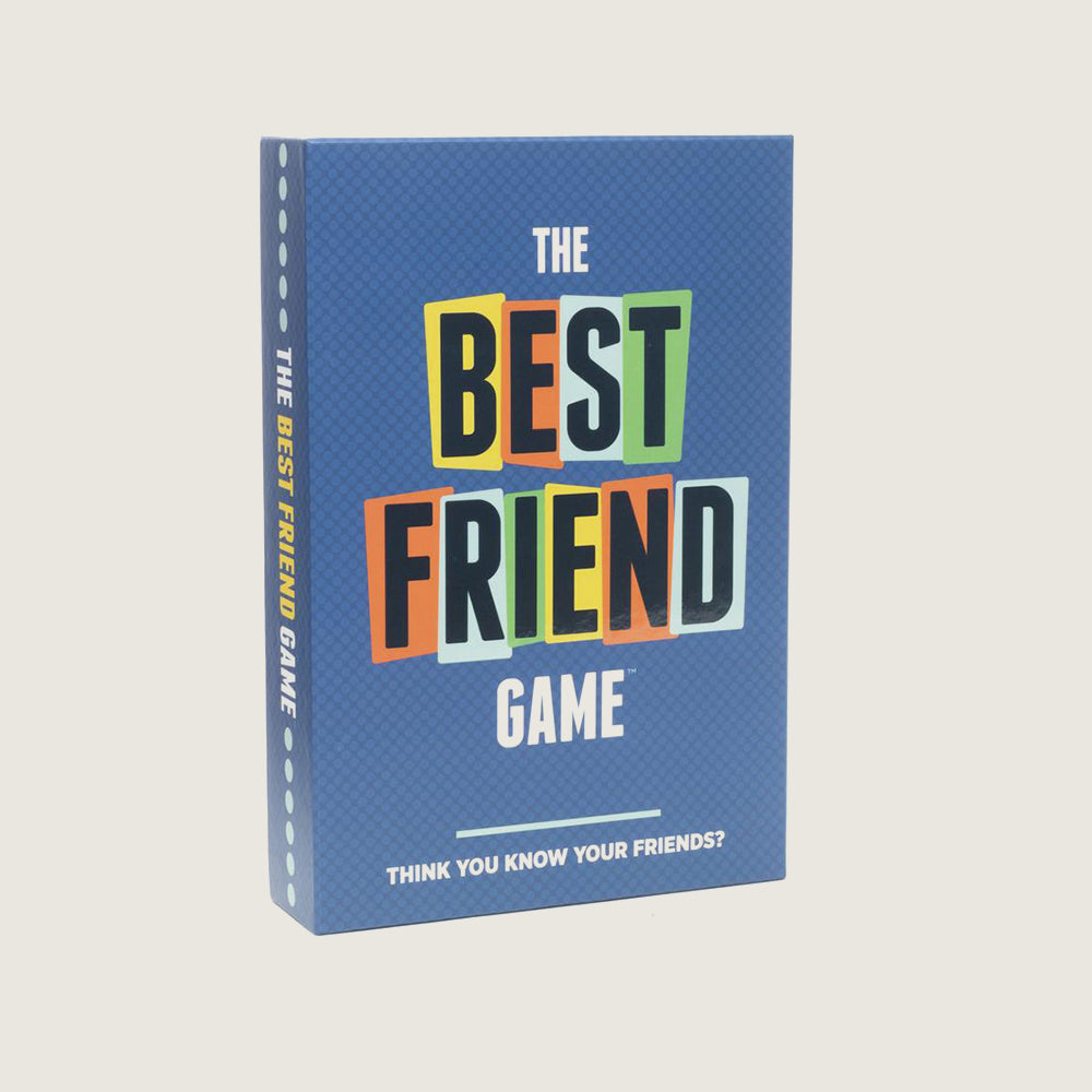 The Best Friend Game - Blackbird General Store