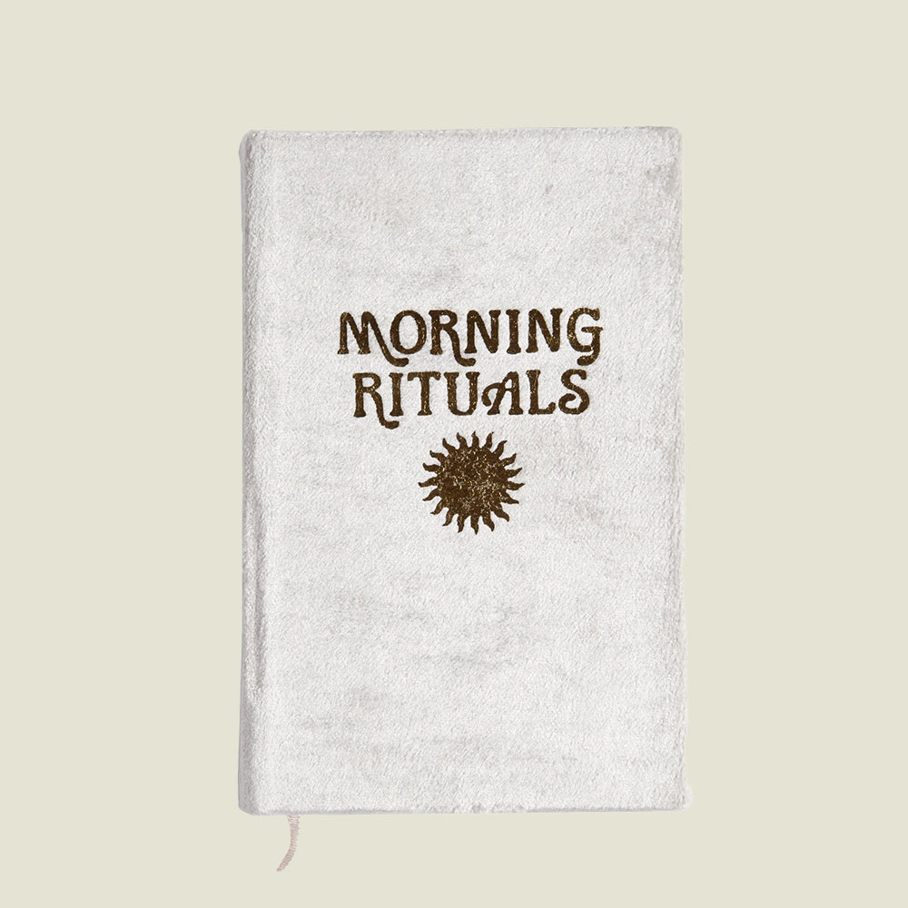 Morning Rituals Journal - Blackbird General Store