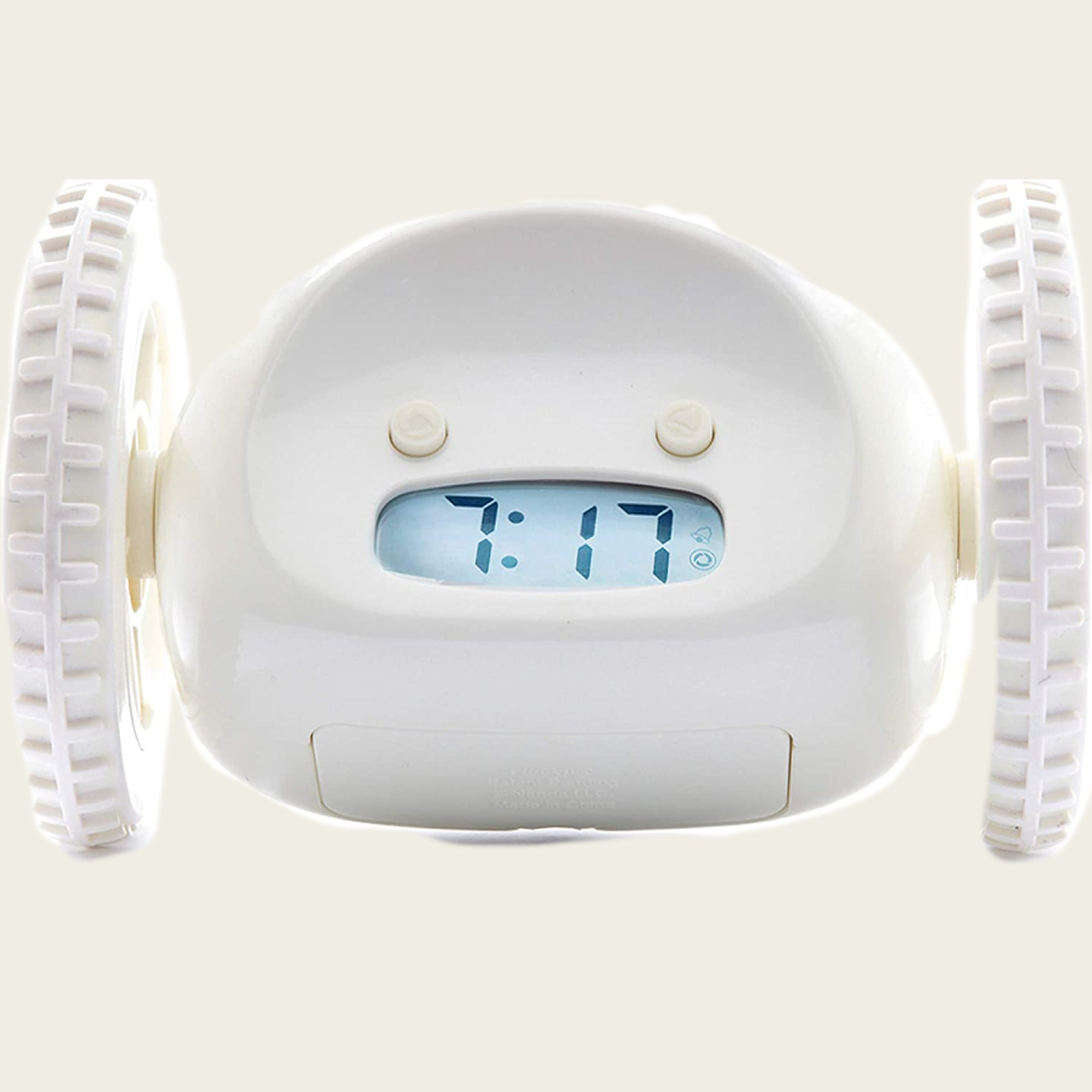 Clocky Runaway Alarm Clock - Blackbird General Store