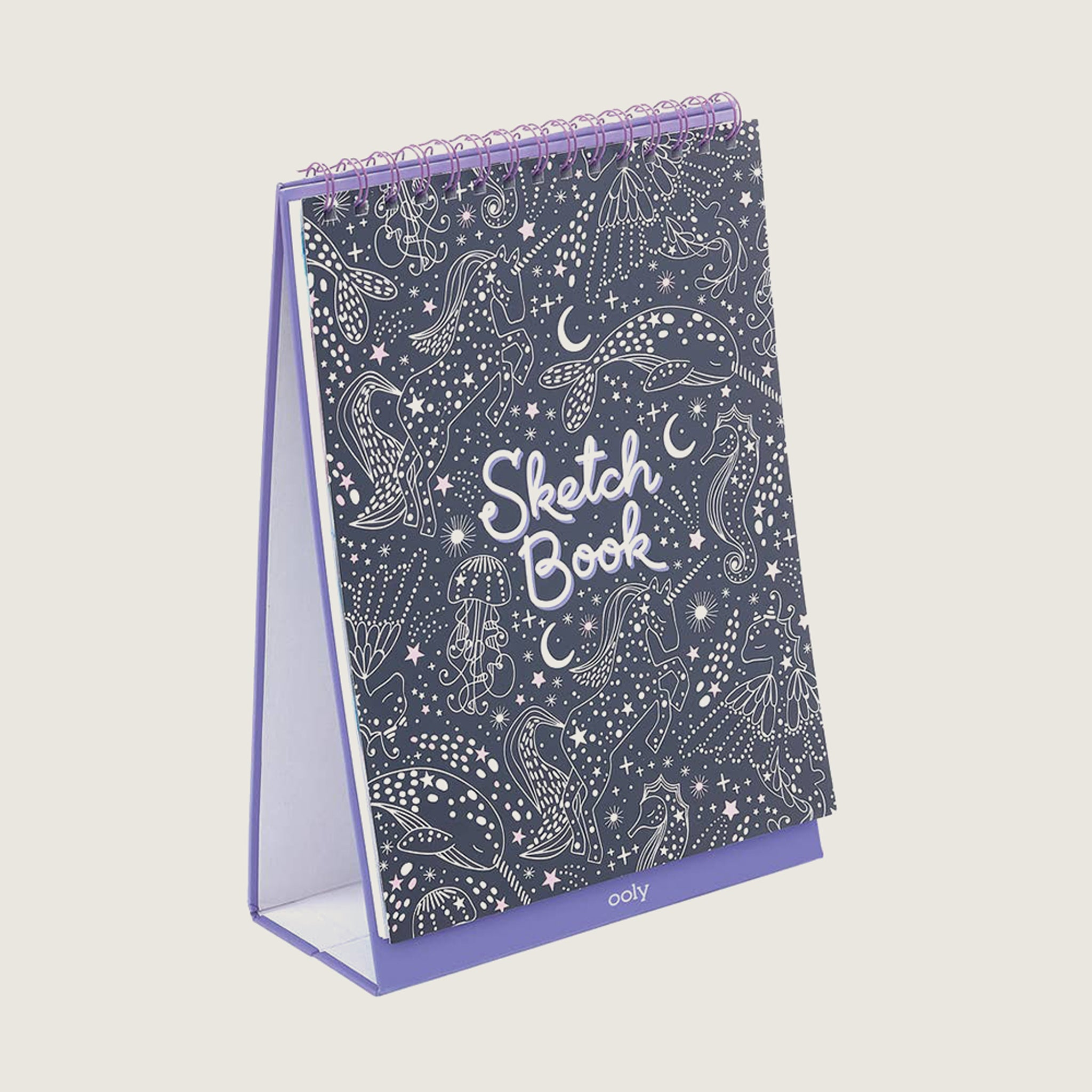 Celestial Stars Notebook - Blackbird General Store
