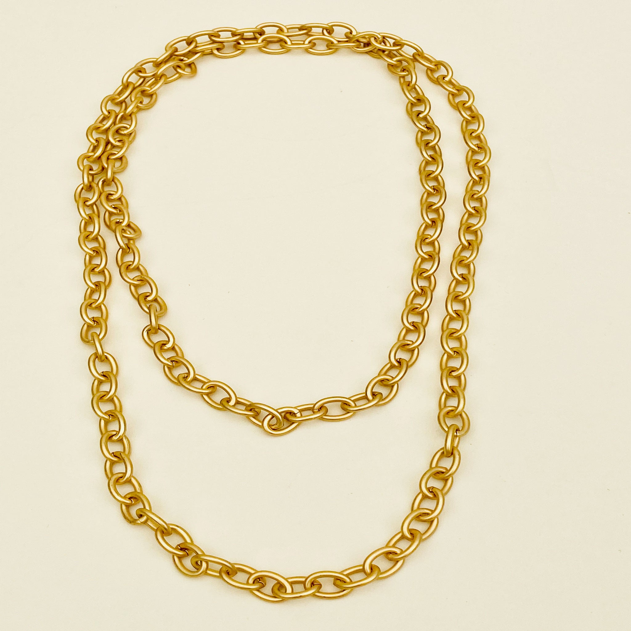 Gold Small Link Chain - Blackbird General Store