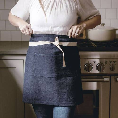 Denim Waist Apron - Blackbird General Store