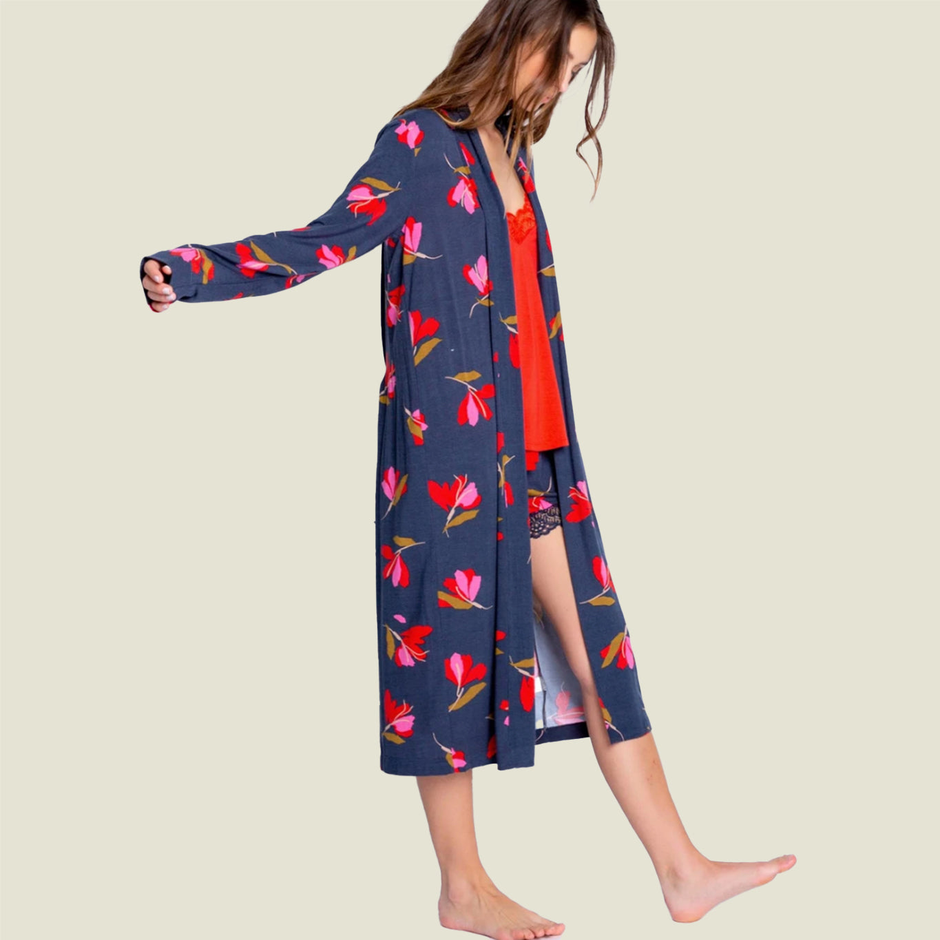 Love Blooms Robe - Blackbird General Store
