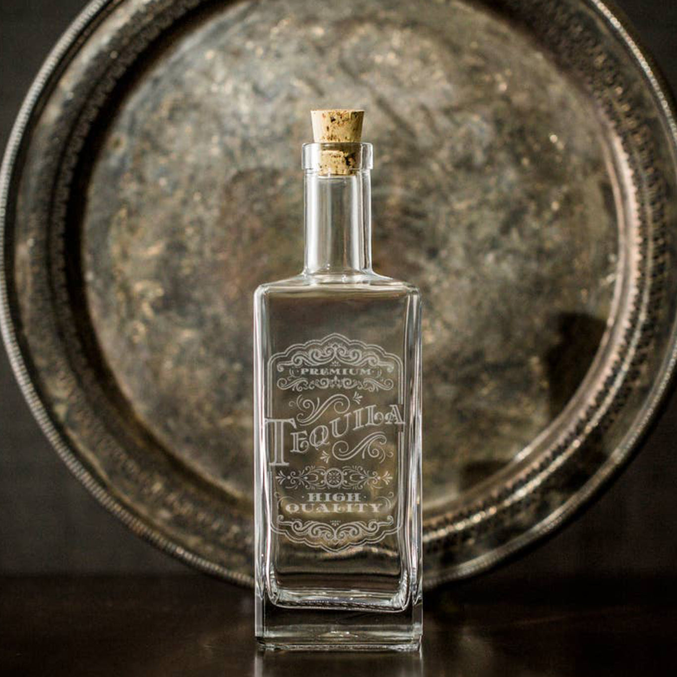 Tequila Intemperance Bottle - Blackbird General Store