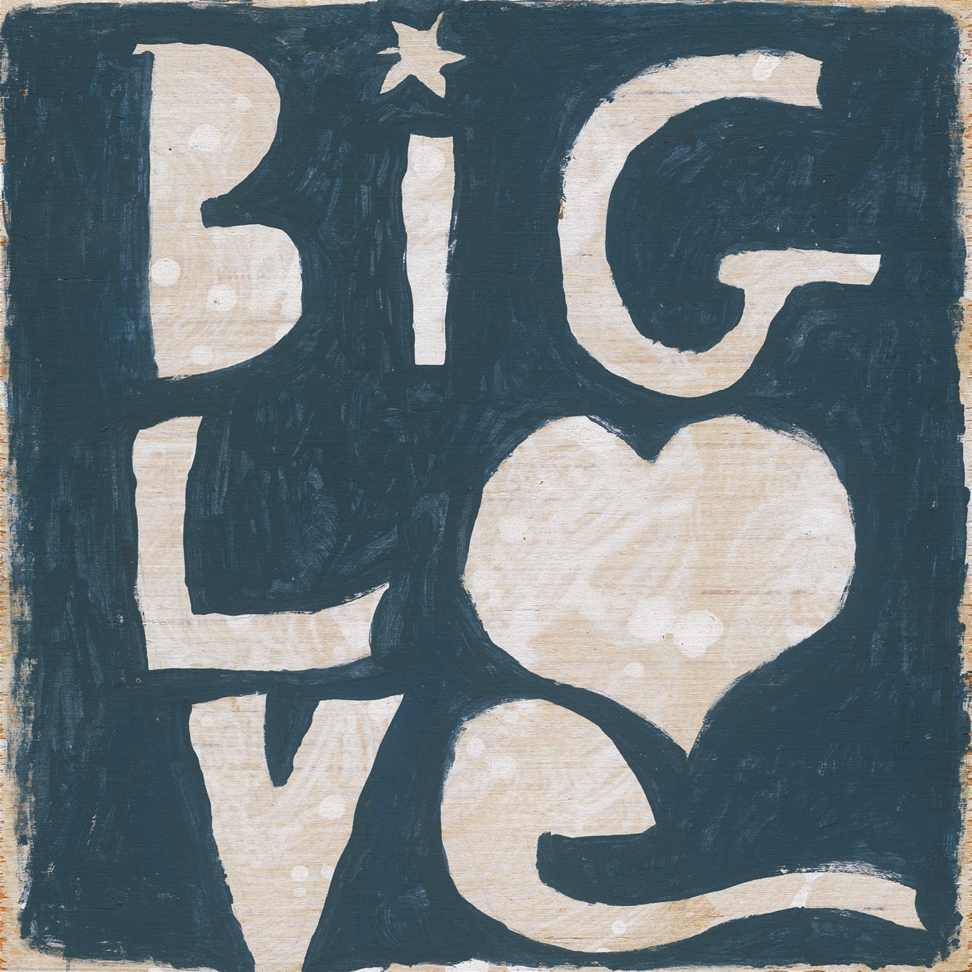 Big Love Print - Blackbird General Store