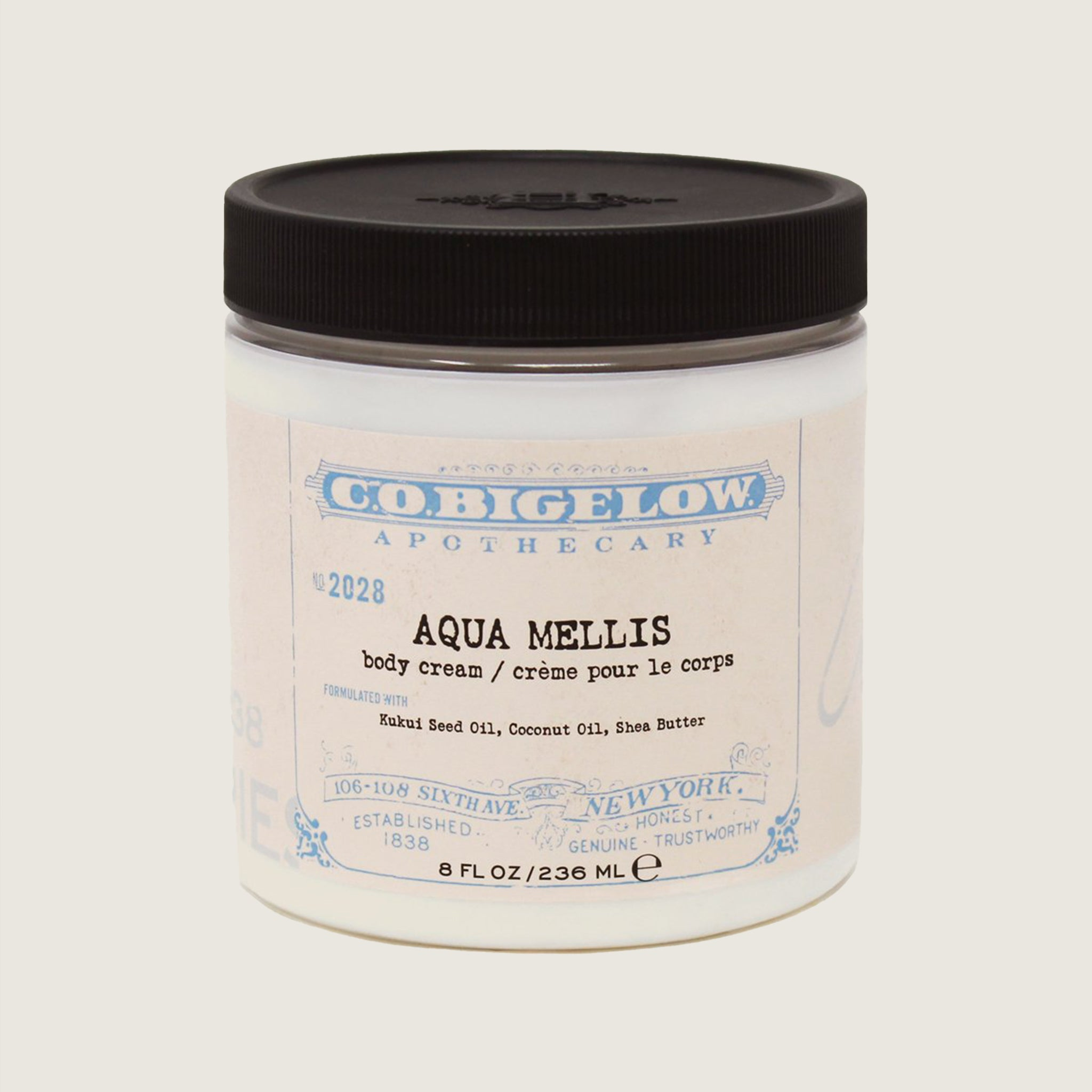 Aqua Mellis Body Cream - Blackbird General Store