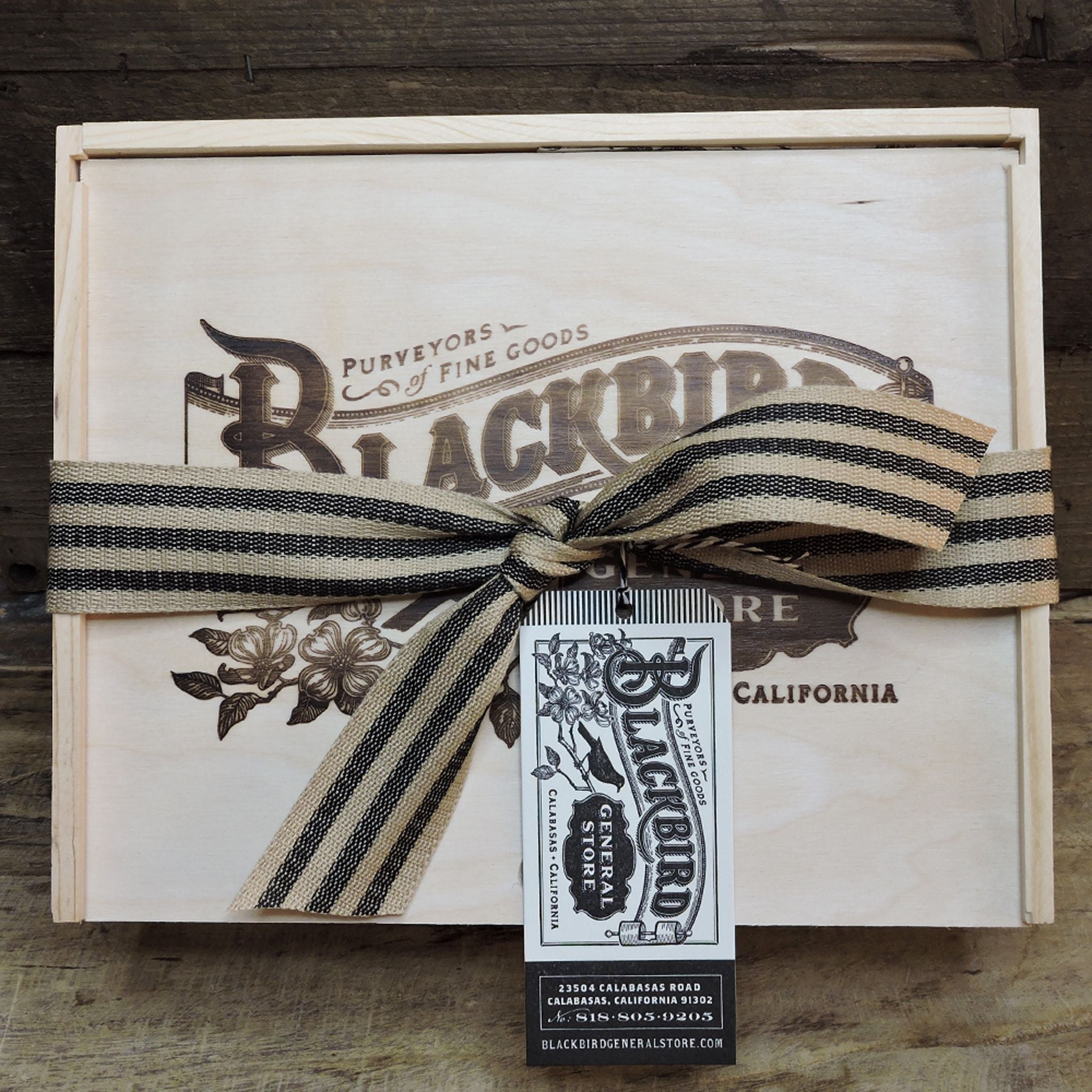 The New Pie Box - Blackbird General Store