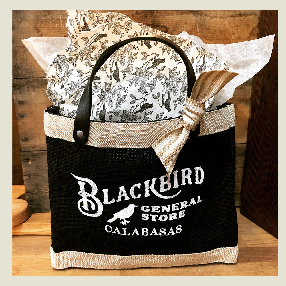 Blackbird General Store Small Market Bag - Blackbird General Store