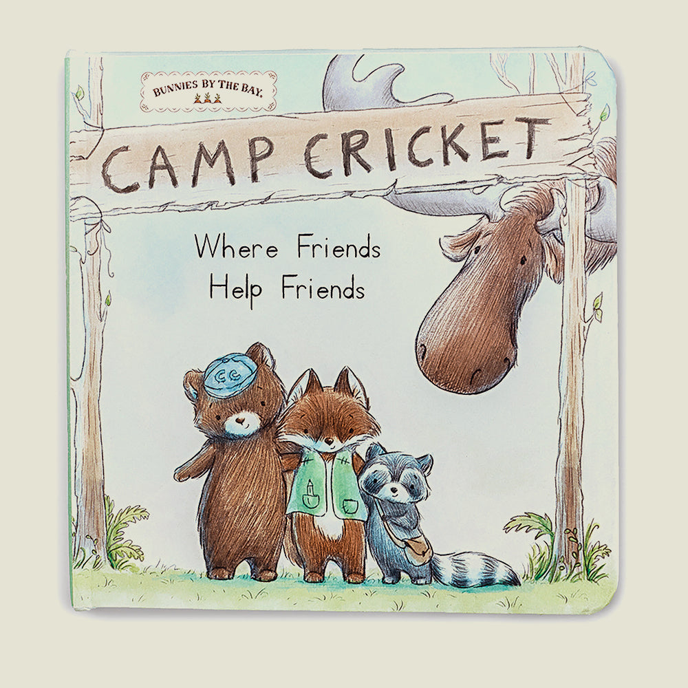 Camp Cricket Book - Blackbird General Store