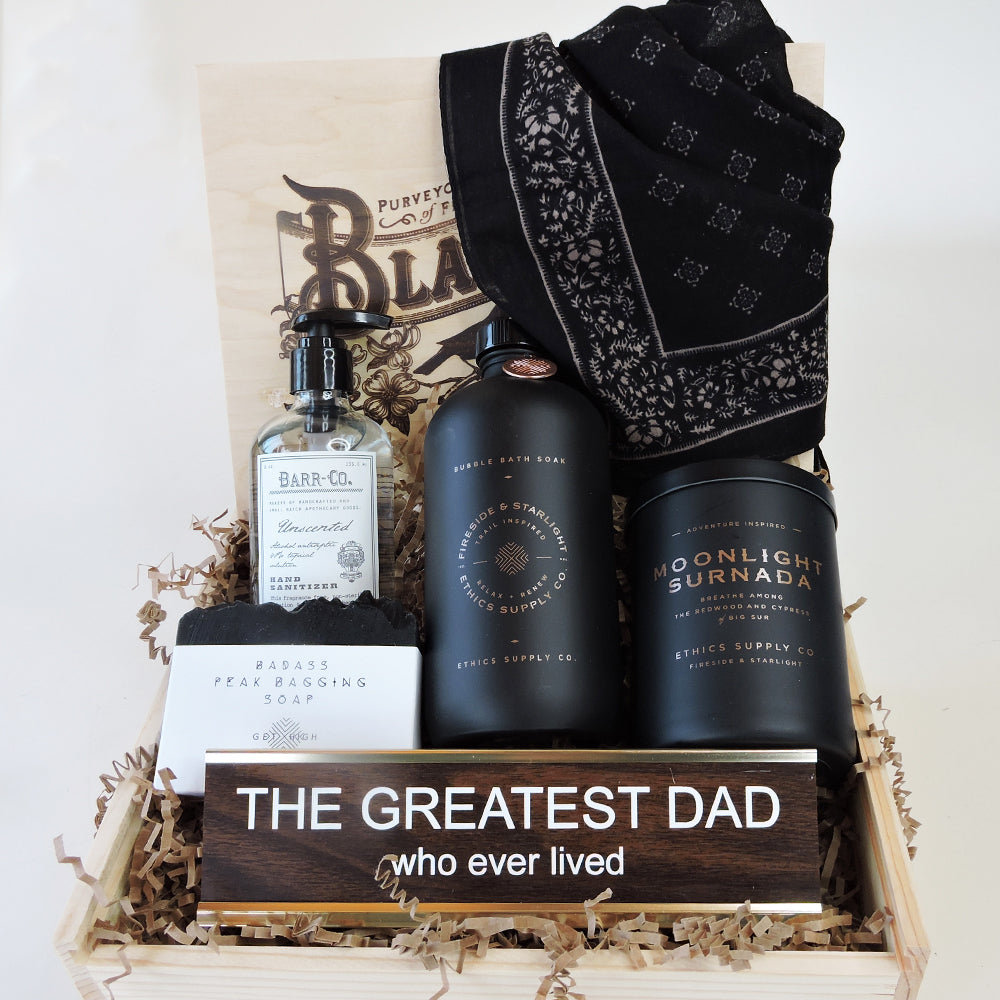 Mean & Clean Gift Box - Blackbird General Store