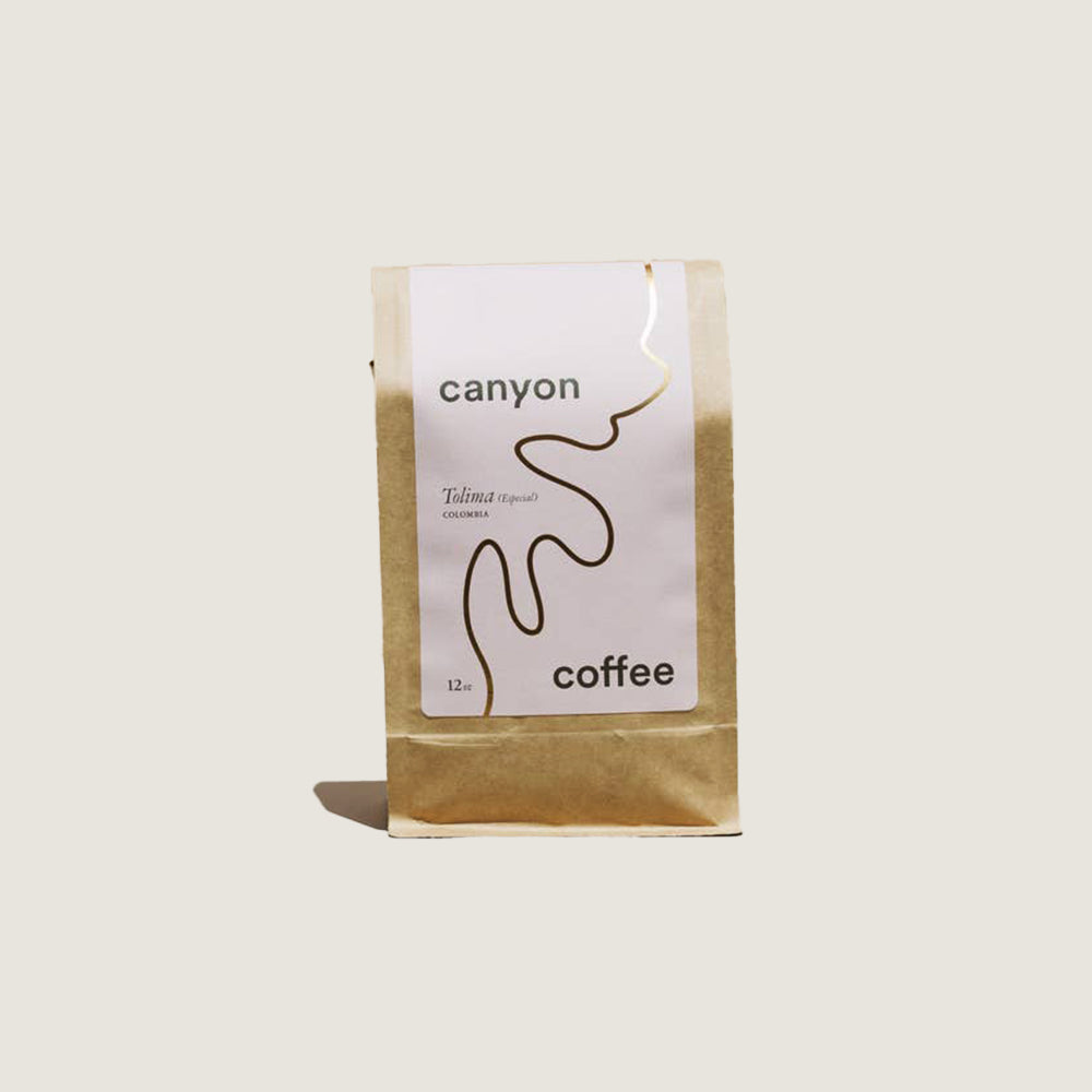 Organic Canyon Coffee - Various Options - Blackbird General Store
