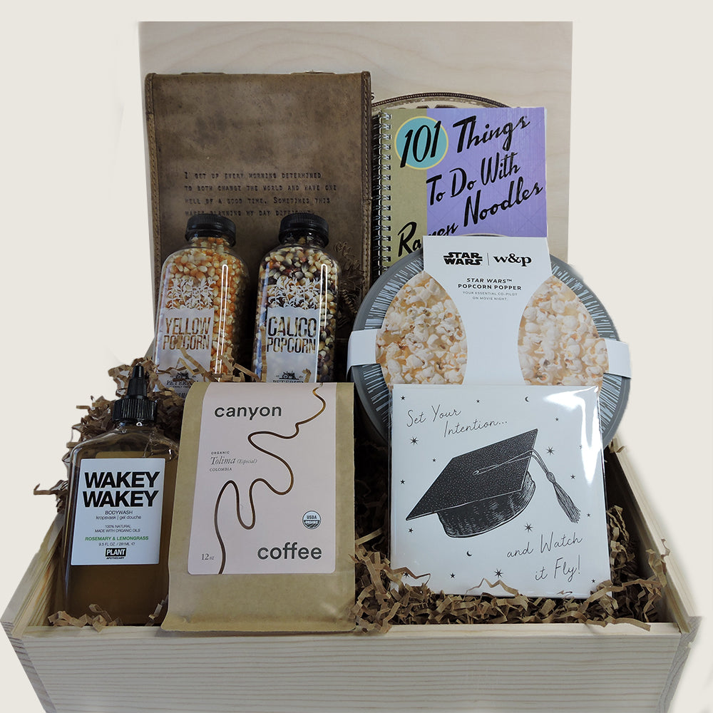 """Change the World"" Gift Box - Blackbird General Store"