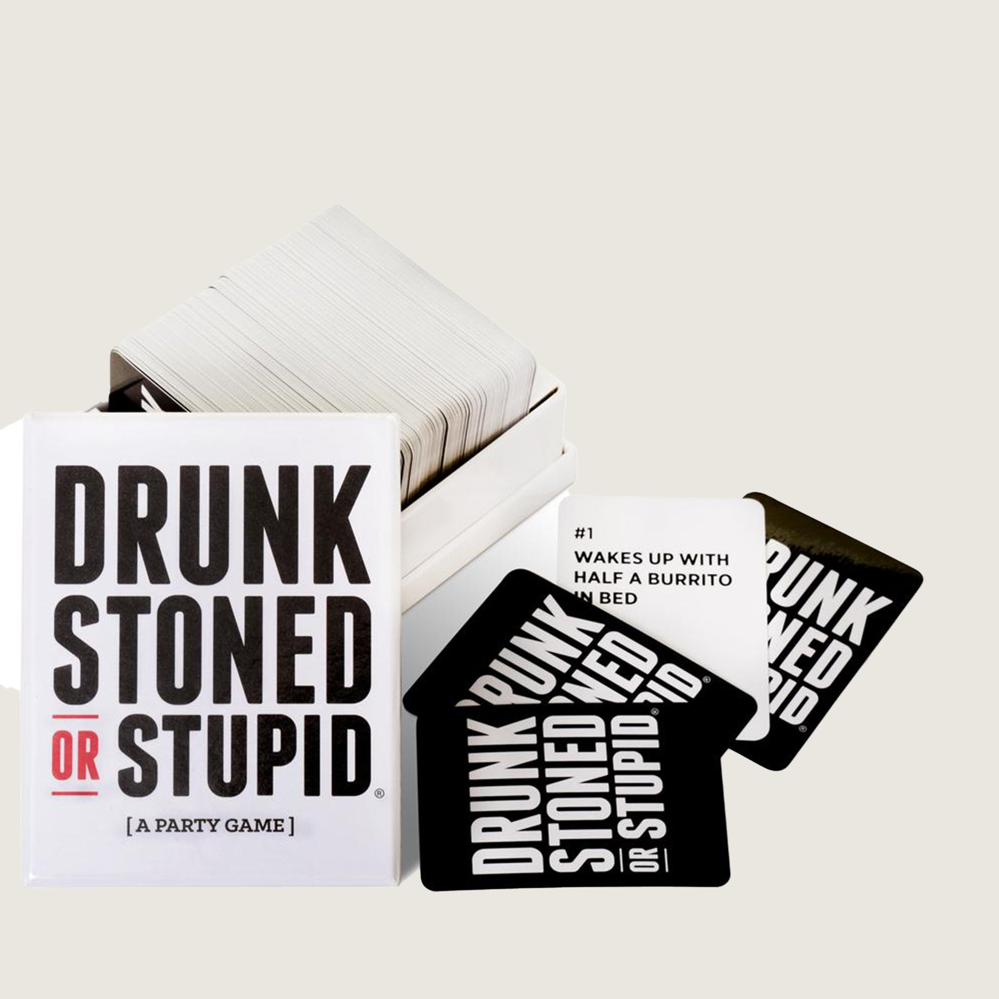 Drunk Stoned or Stupid - Blackbird General Store