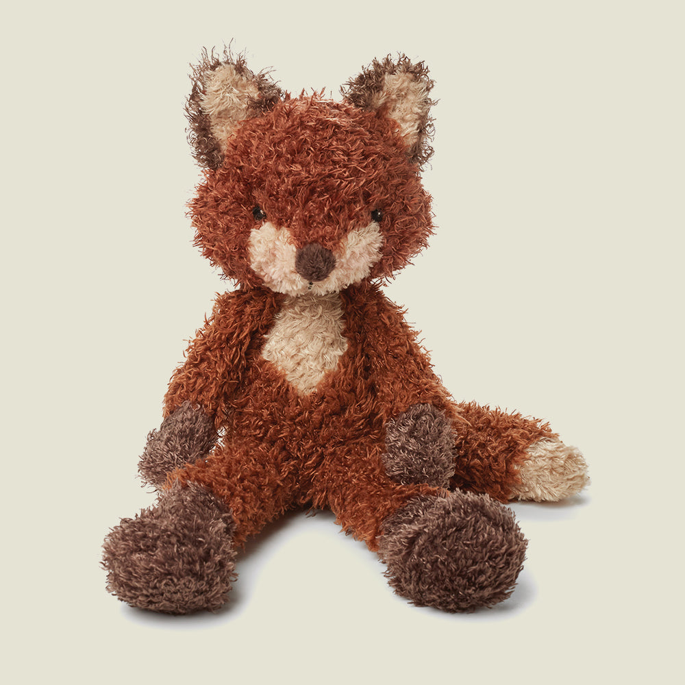 Foxy Fox Stuffed Animal - Blackbird General Store