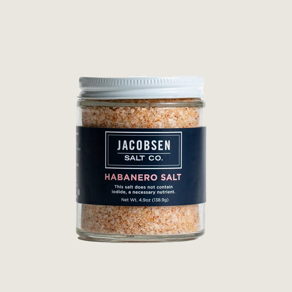 Infused Habanero Salt - Blackbird General Store