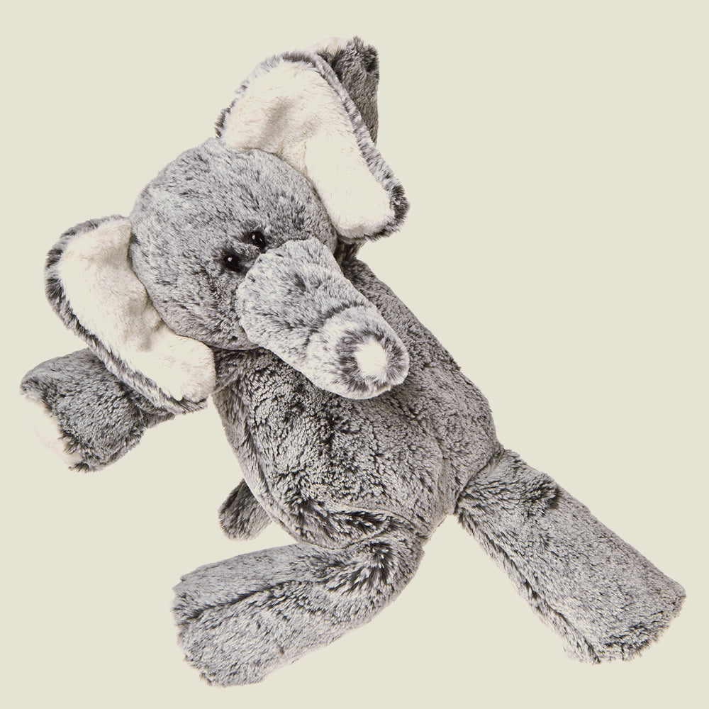 Marshmallow Elephant Stuffed Animal - Blackbird General Store